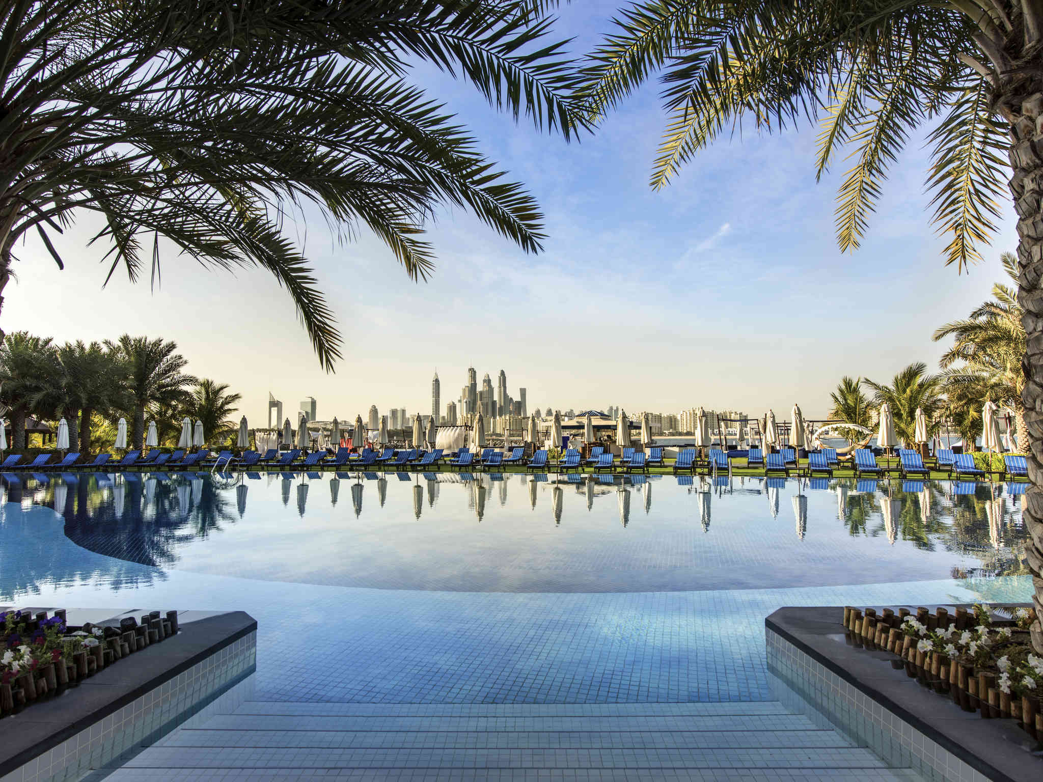 Hotell – Rixos The Palm Dubai