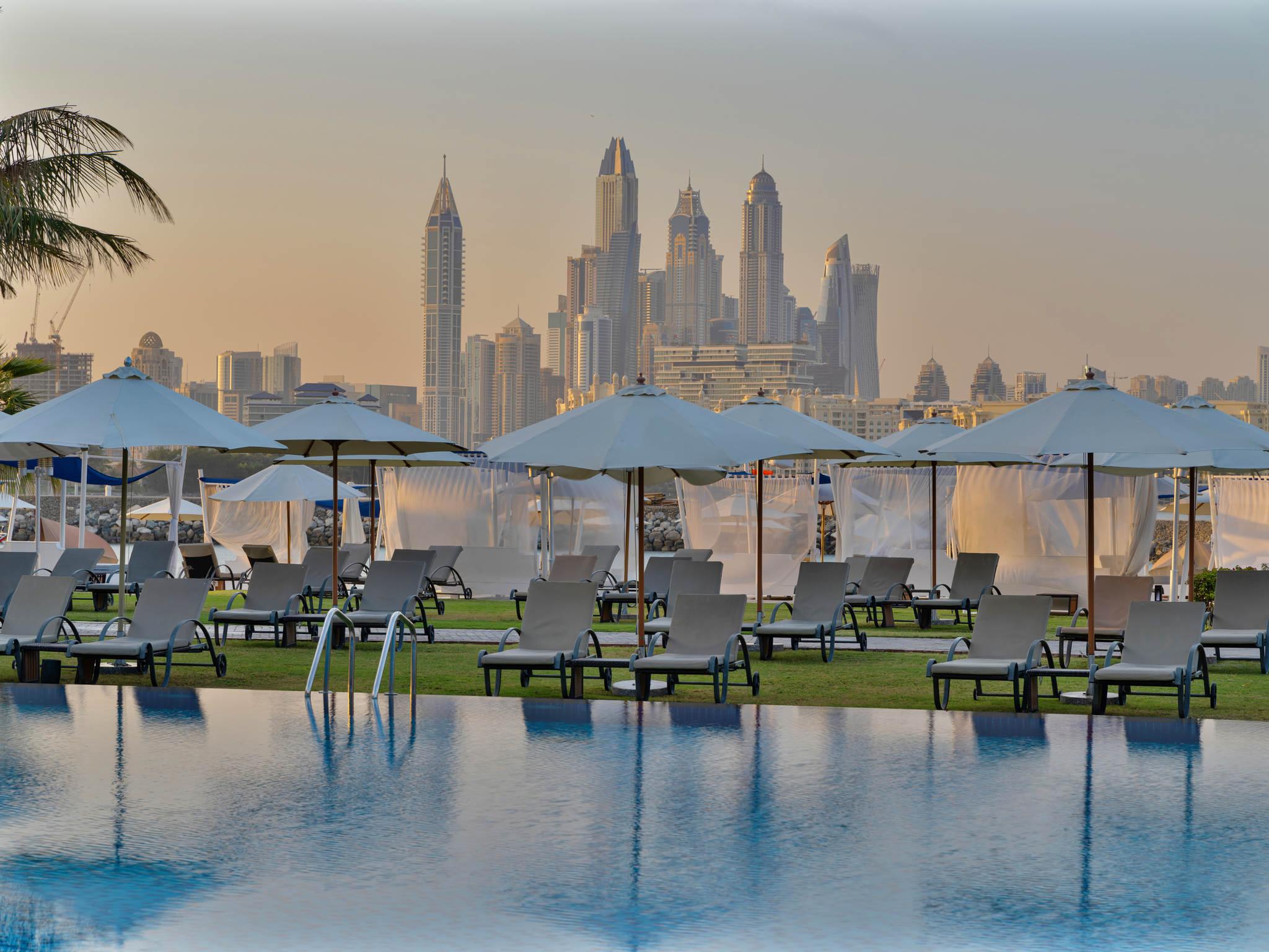 Отель — Rixos Палм Дубай