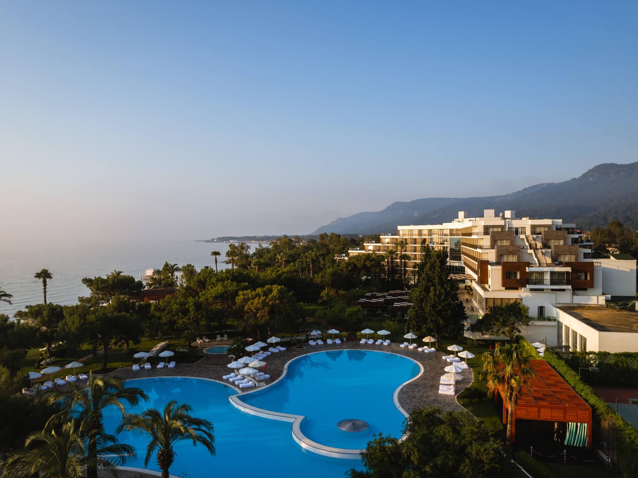 โรงแรม – Rixos Beldibi