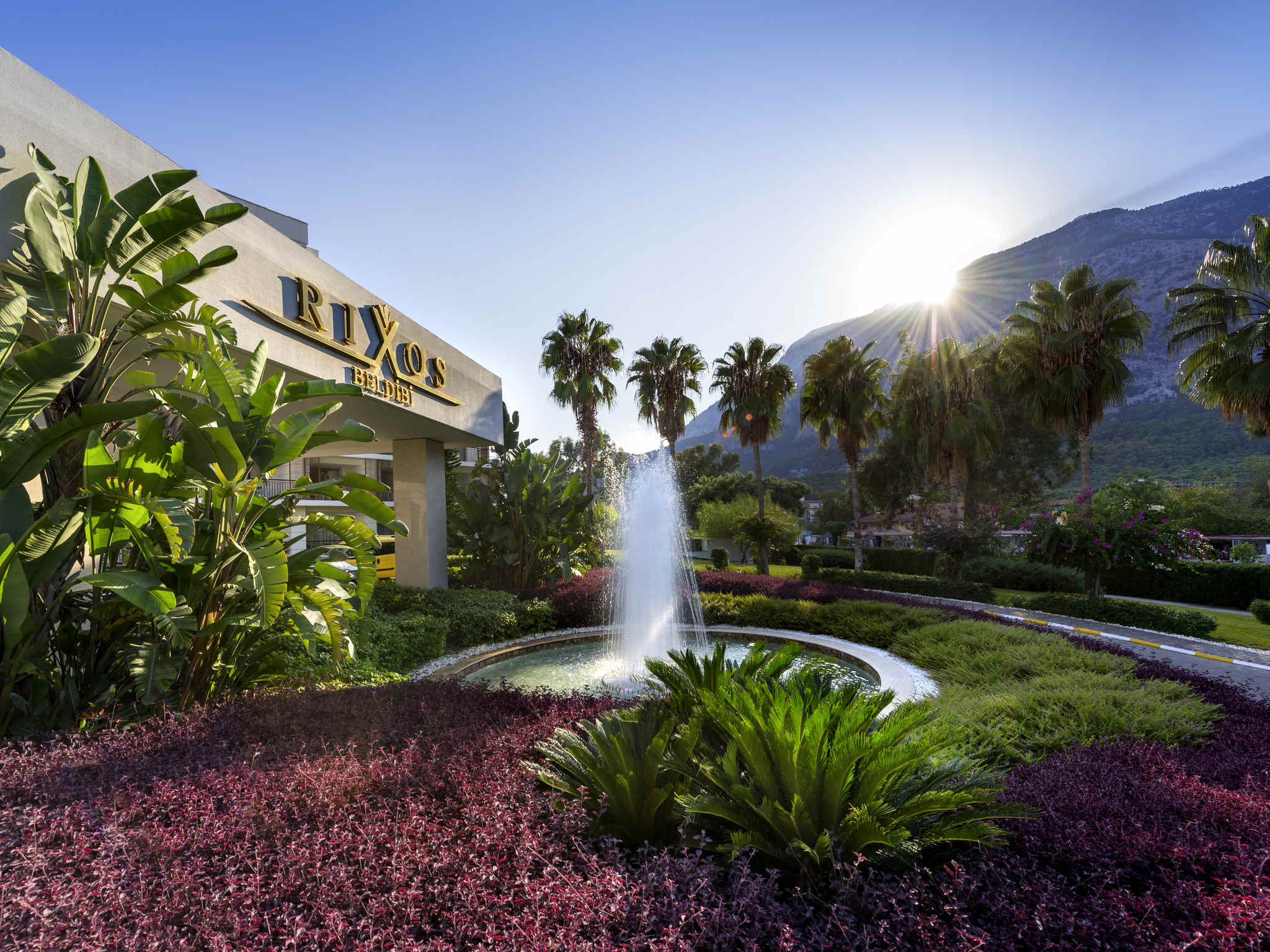 Hotel – Rixos Beldibi