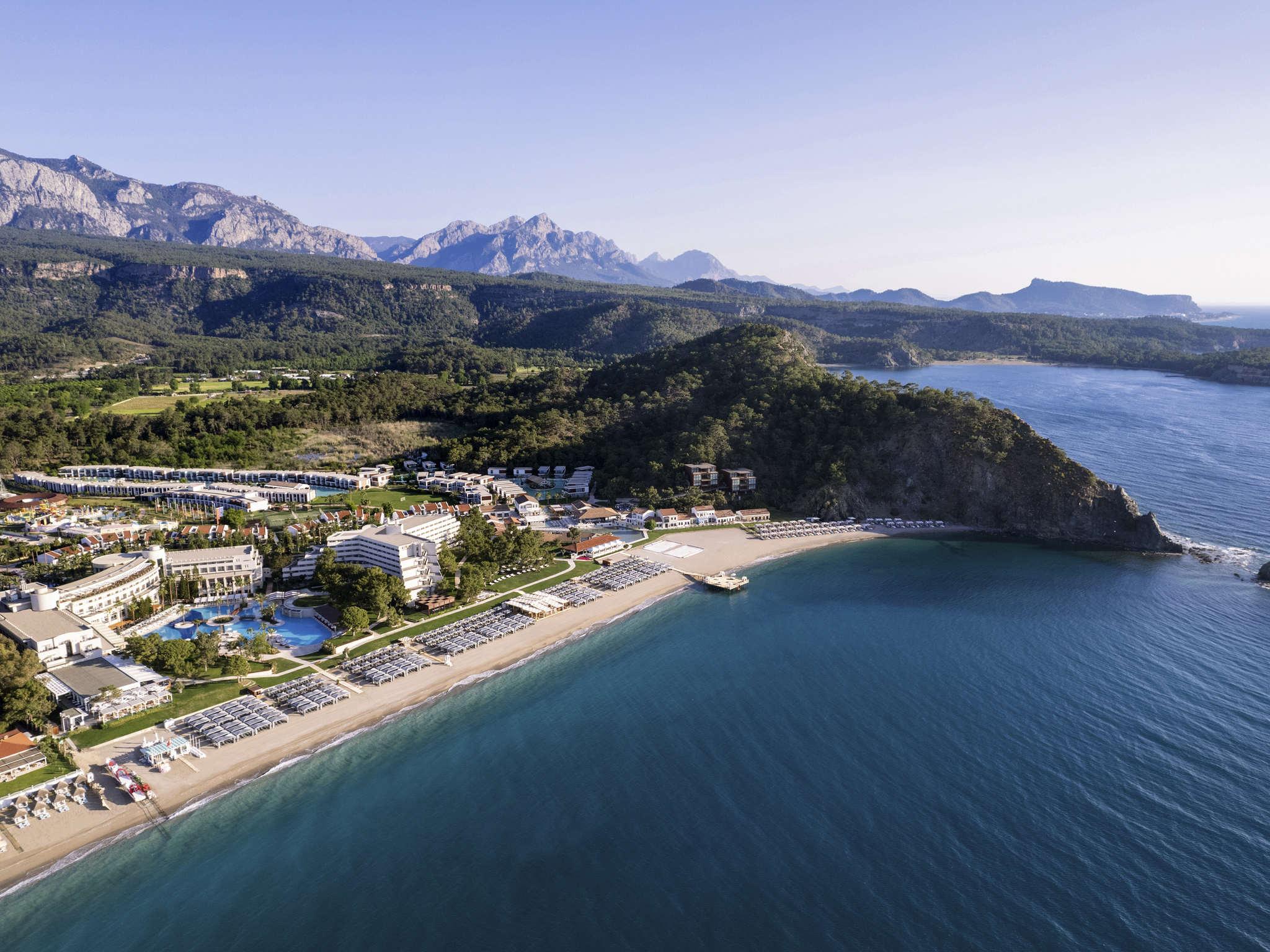 酒店 – 特基罗瓦里克萨斯高级酒店