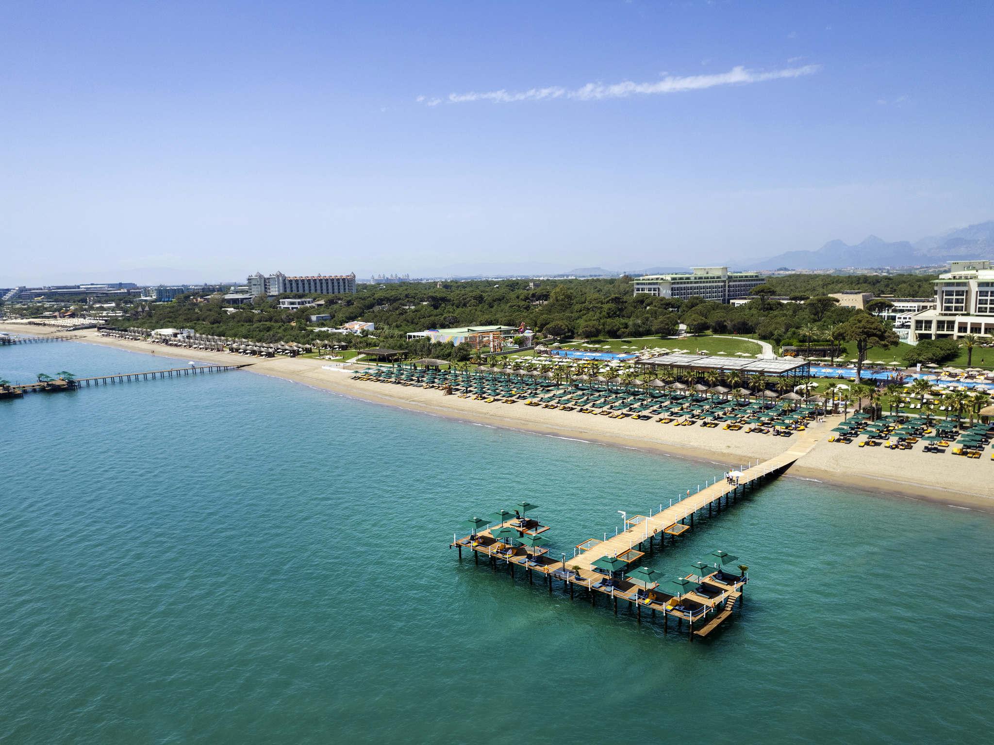 Hotel – Rixos Premium Belek