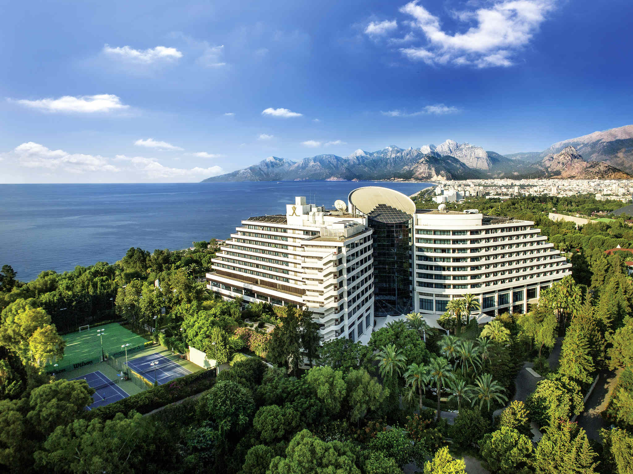 Hotel – Rixos Downtown Antalya