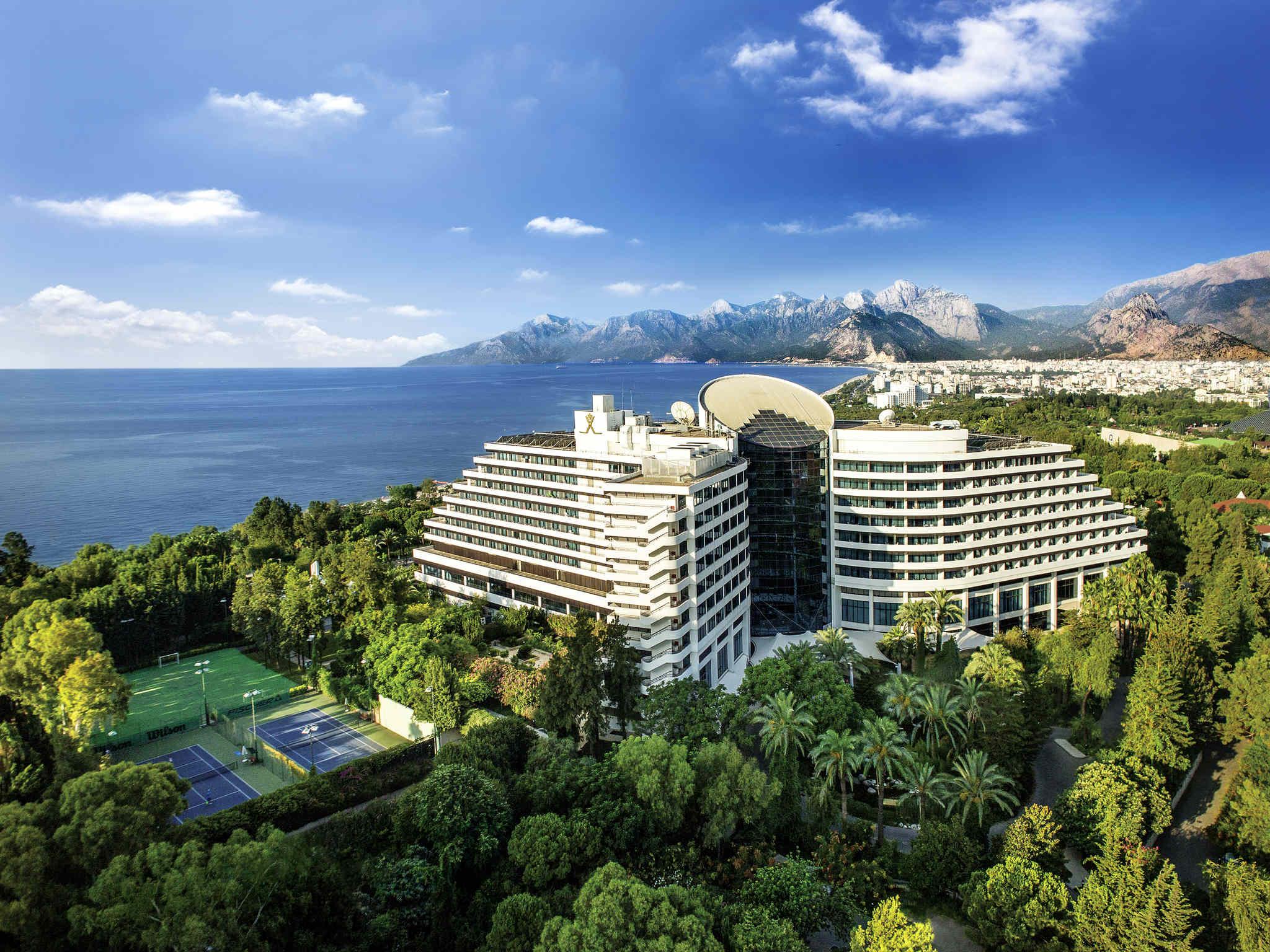 โรงแรม – Rixos Downtown Antalya
