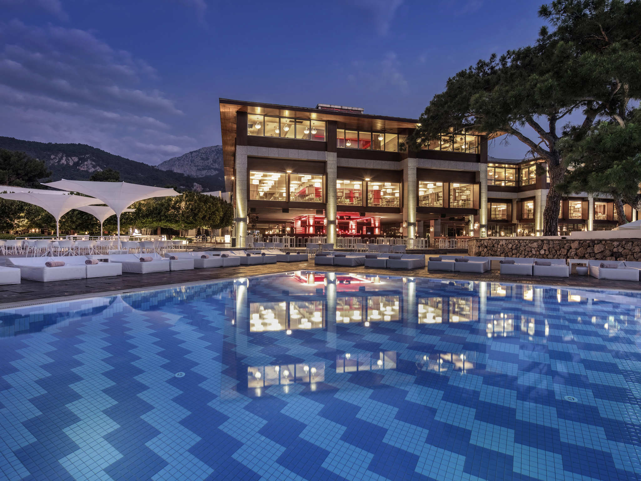 Hotel in ANTALYA Rixos Sungate