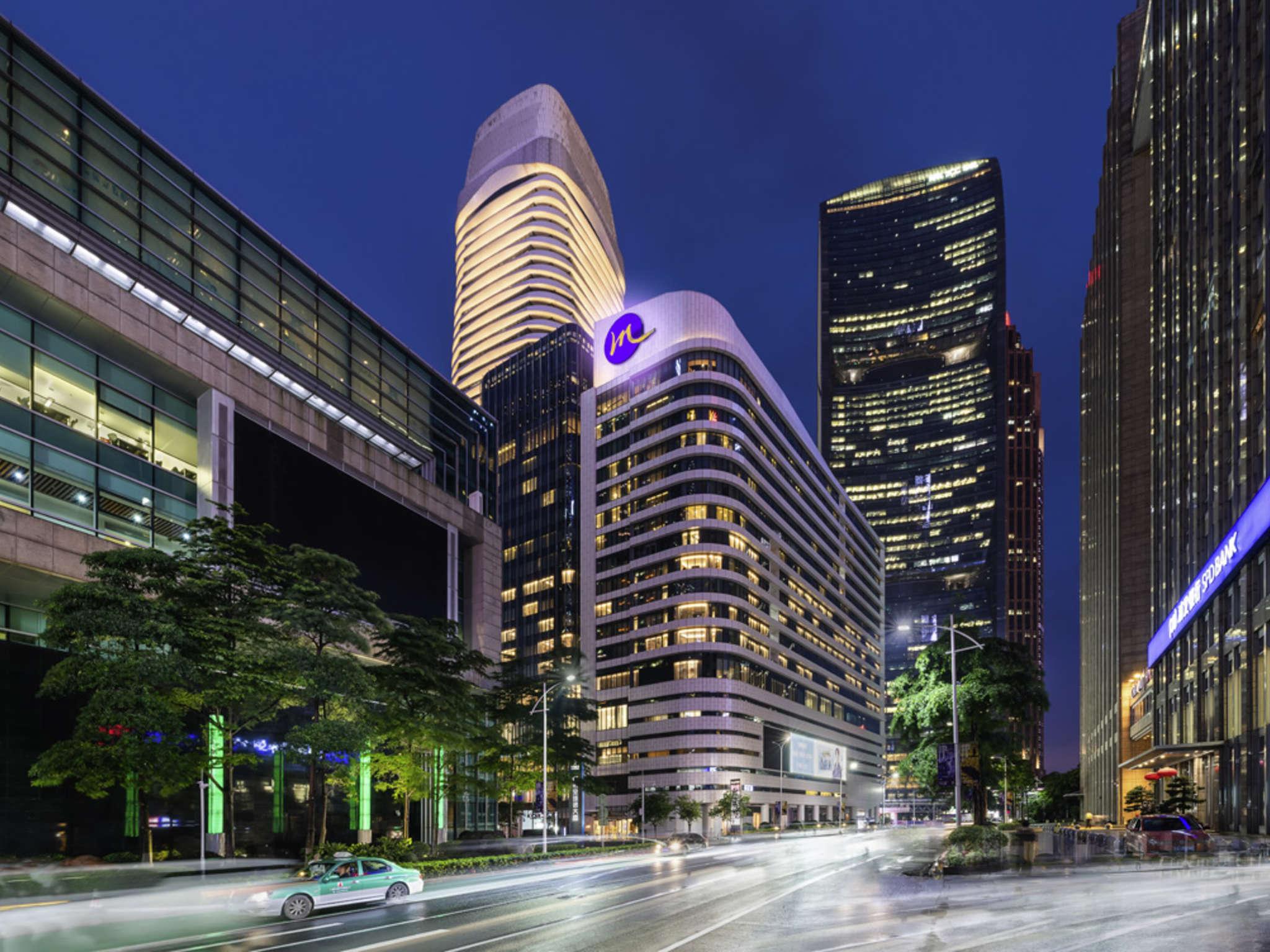 โรงแรม – Grand Mercure Guangzhou Zhujiang (Opening January 2019)