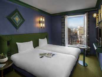 ibis Styles Paris Nation Cours de Vincennes
