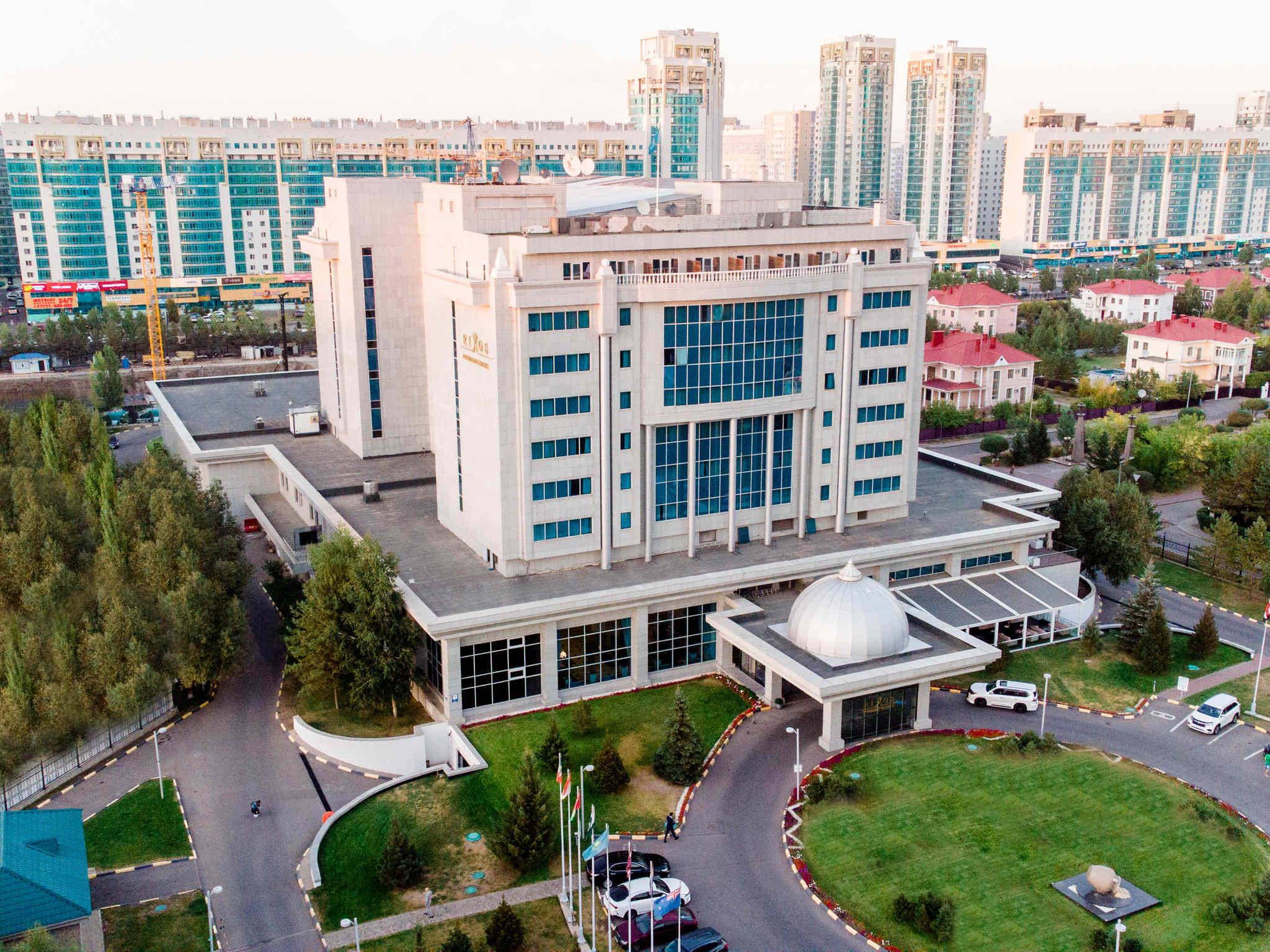 โรงแรม – Rixos President Astana