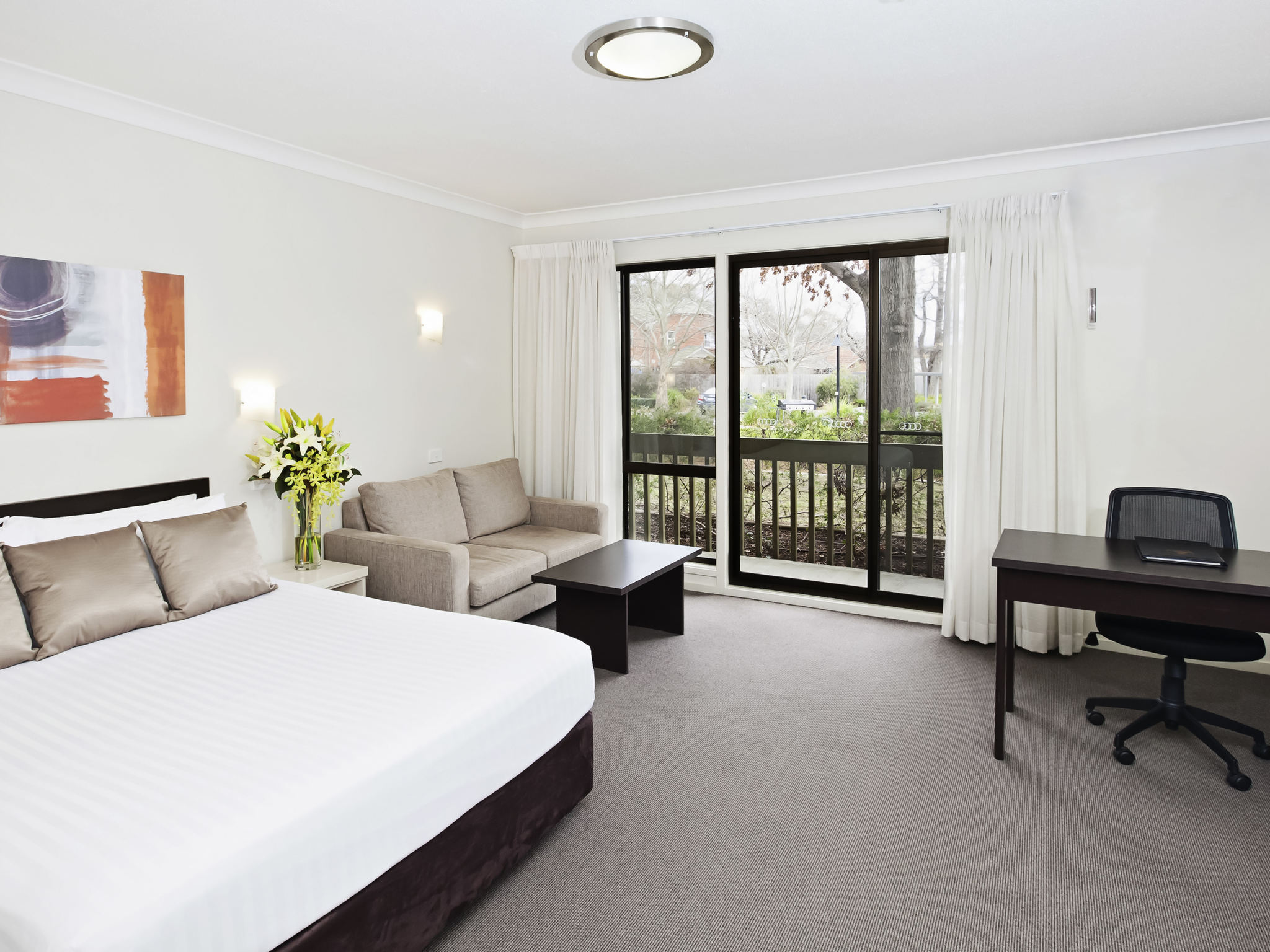 Hotell – Tall Trees Canberra