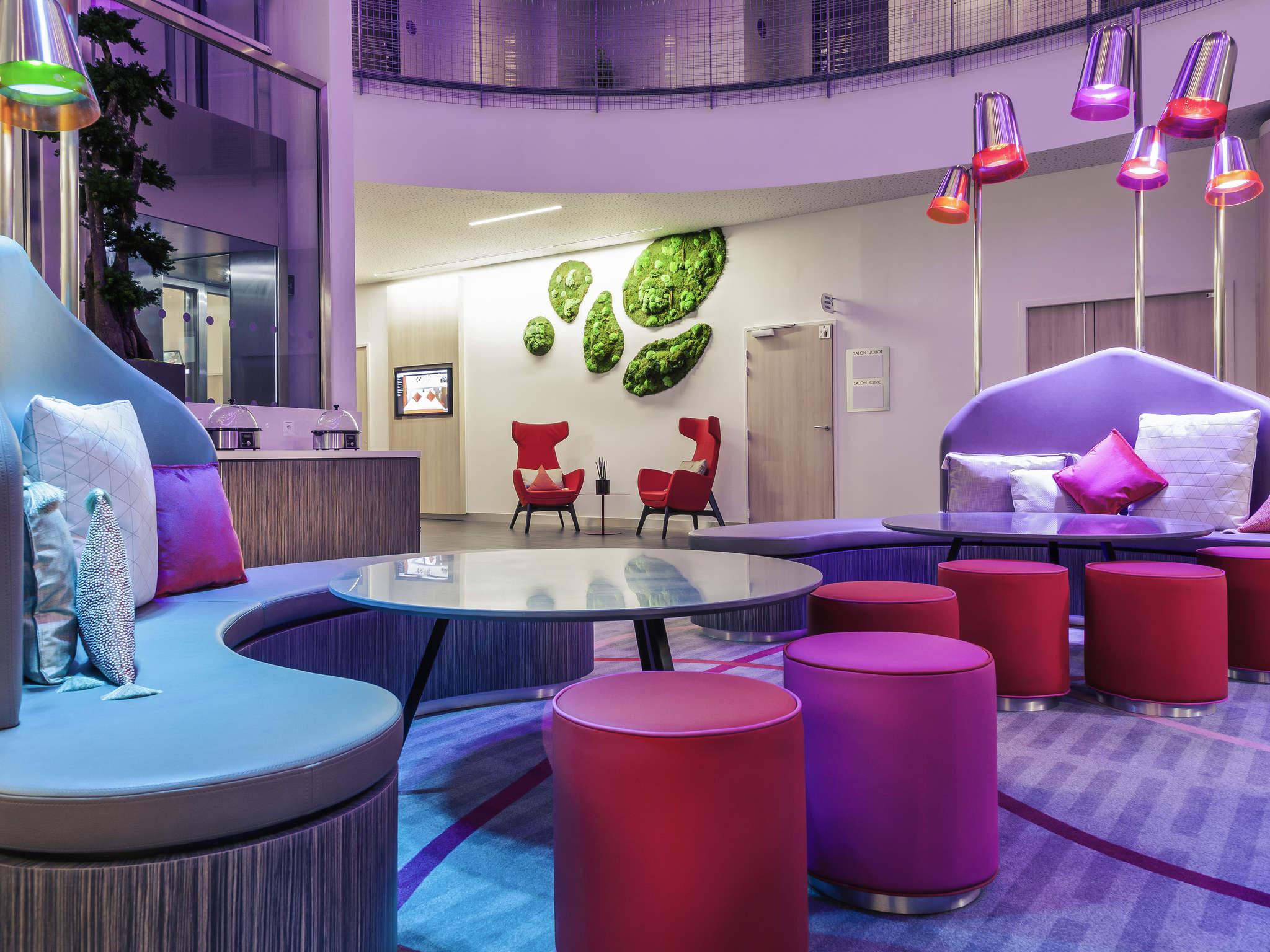Hotel – Hotel Mercure Toulouse Sud