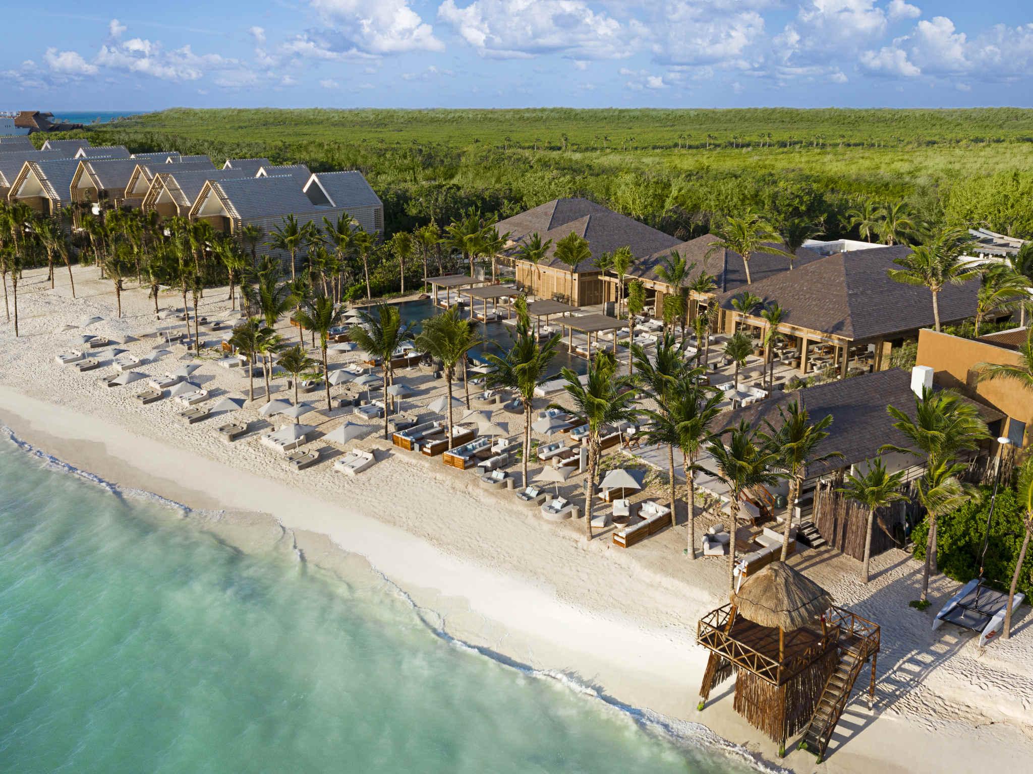 Hotell – Banyan Tree Mayakoba