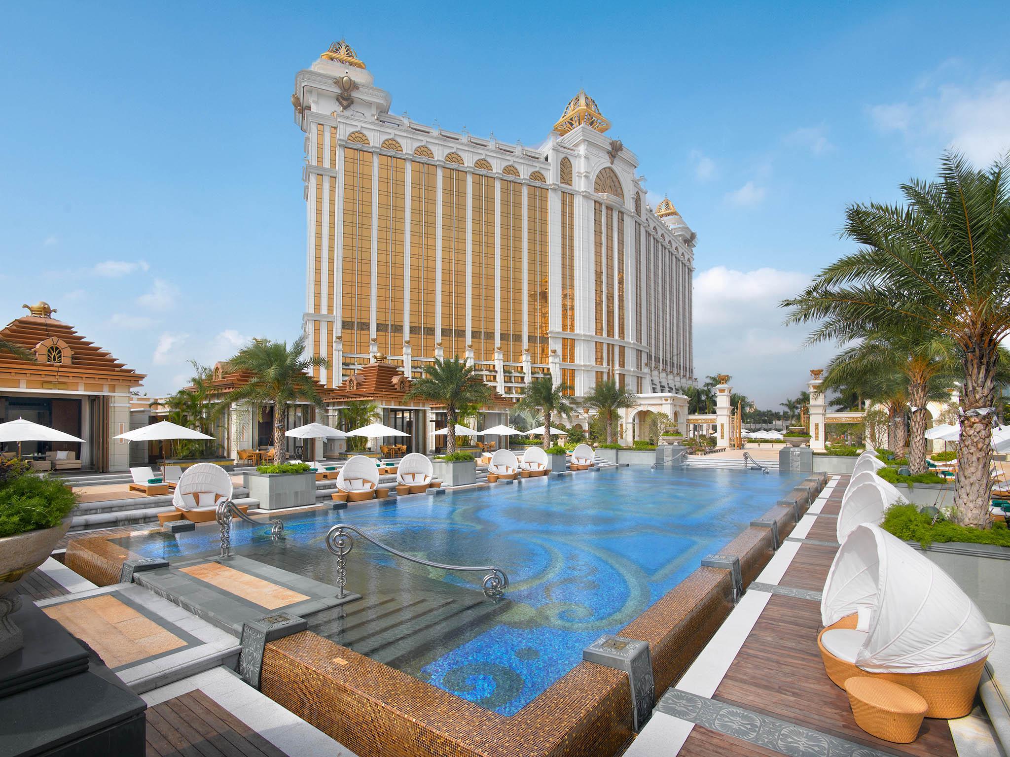 โรงแรม – Banyan Tree Macau