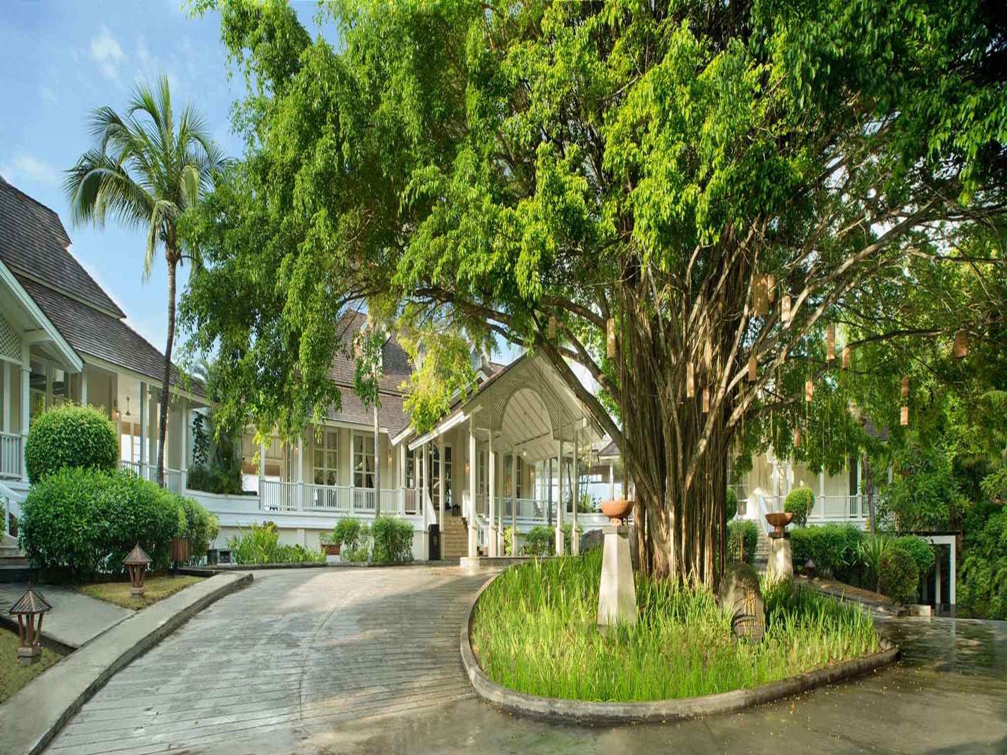 Hotel – Banyan Tree Seychelles