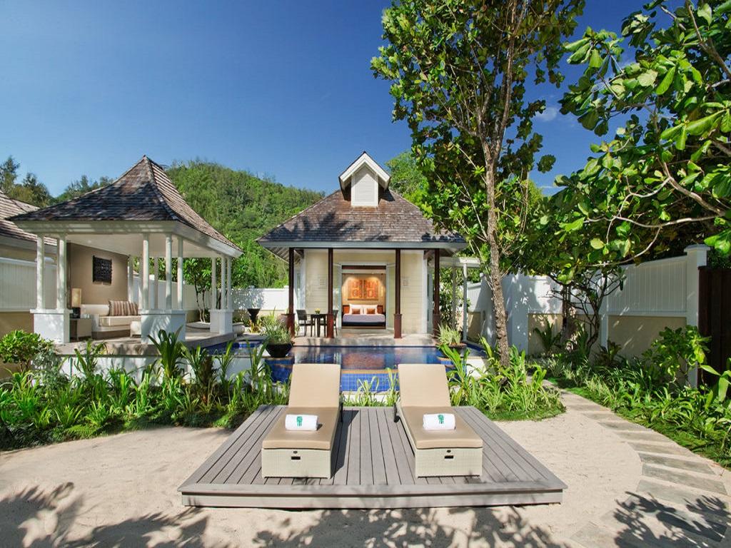Hotel In Mahe Banyan Tree Seychelles Accor