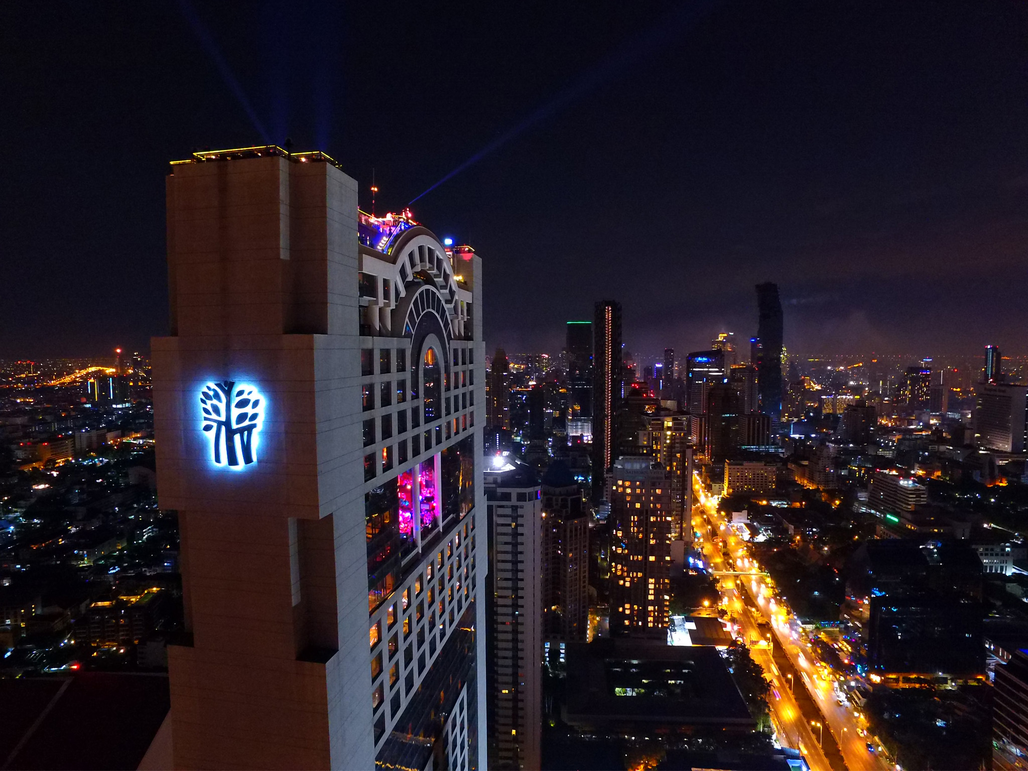 โรงแรม – Banyan Tree Bangkok