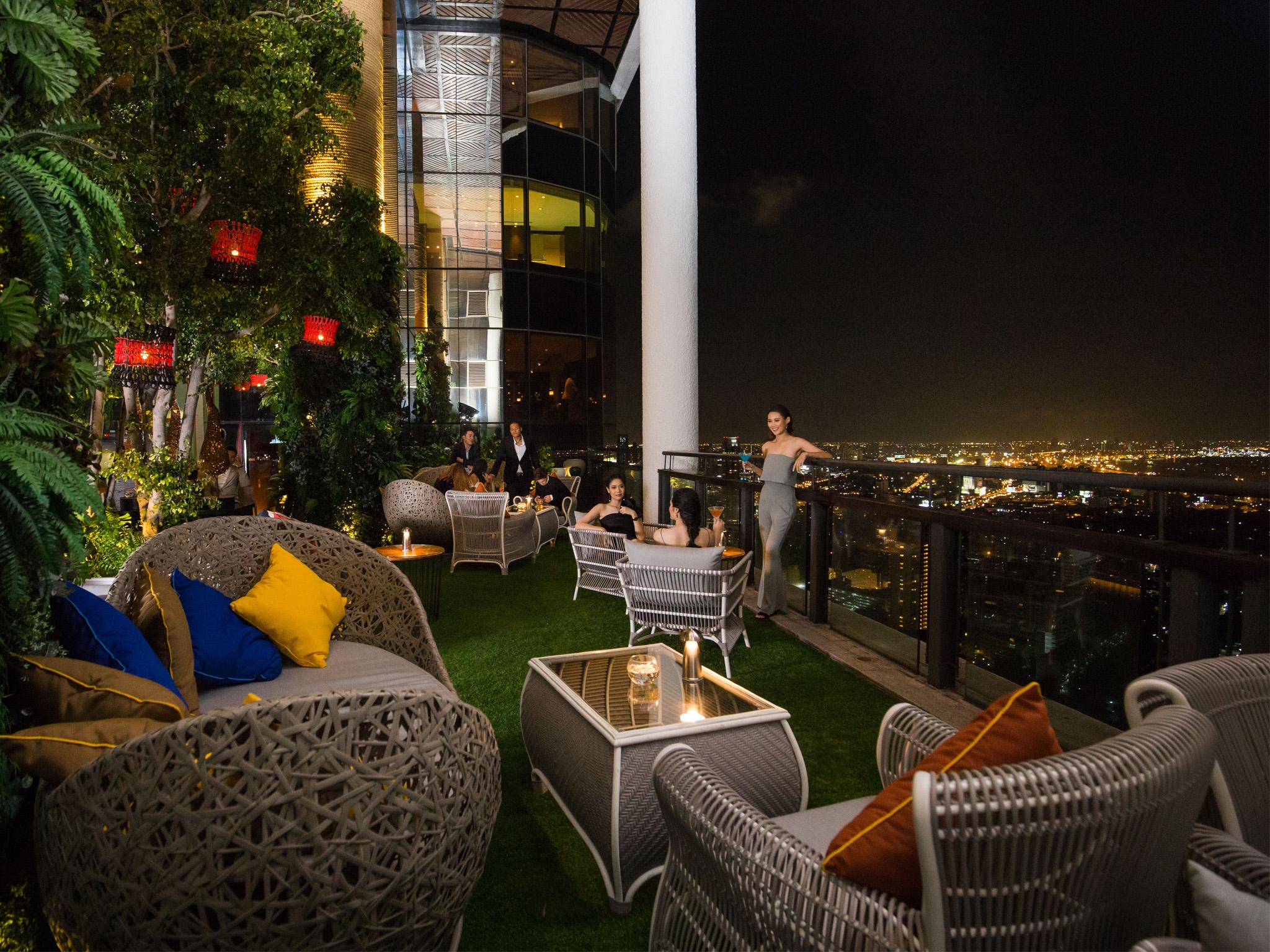 Hotel in BANGKOK Banyan Tree Bangkok