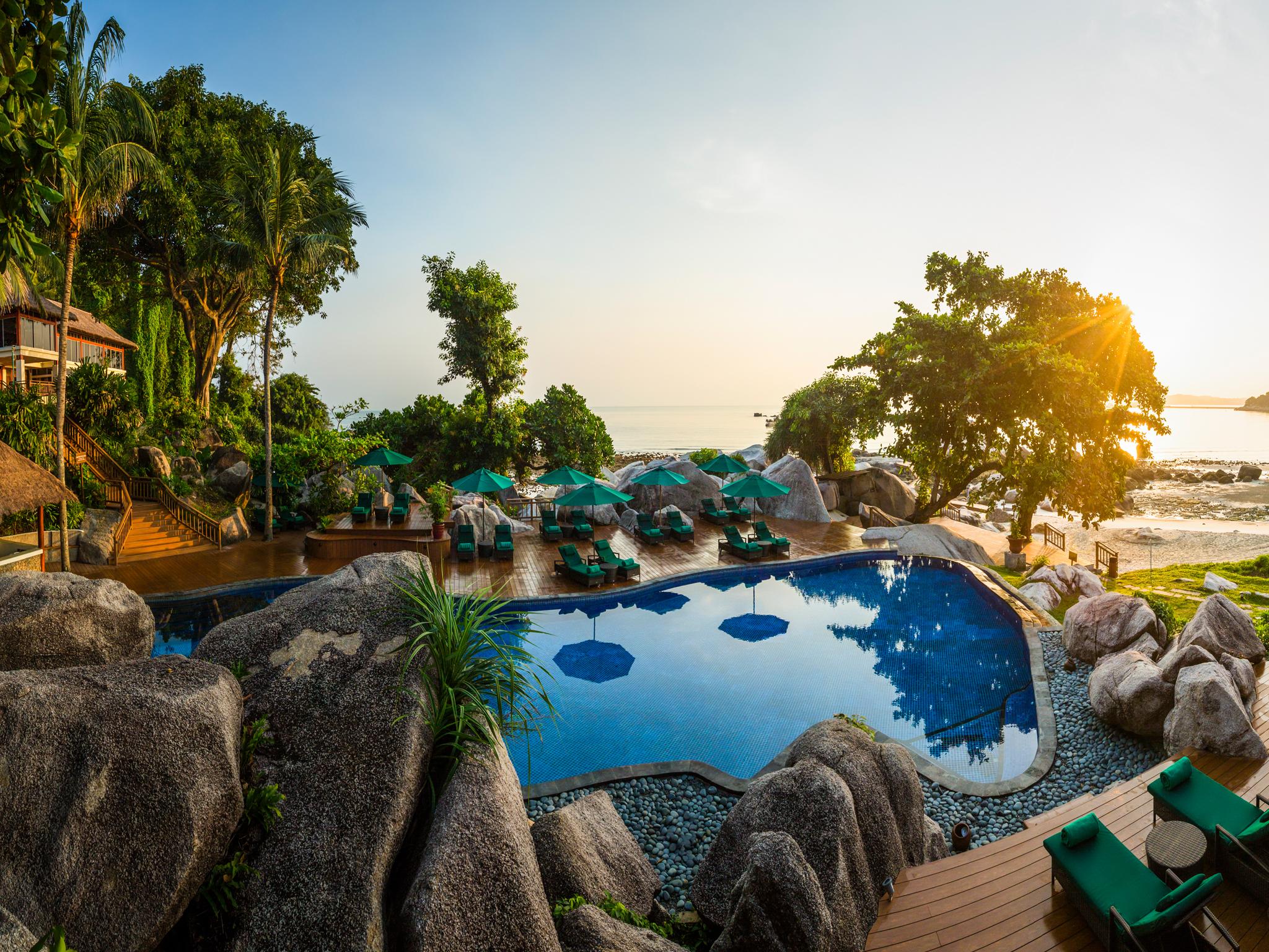 โรงแรม – Banyan Tree Bintan