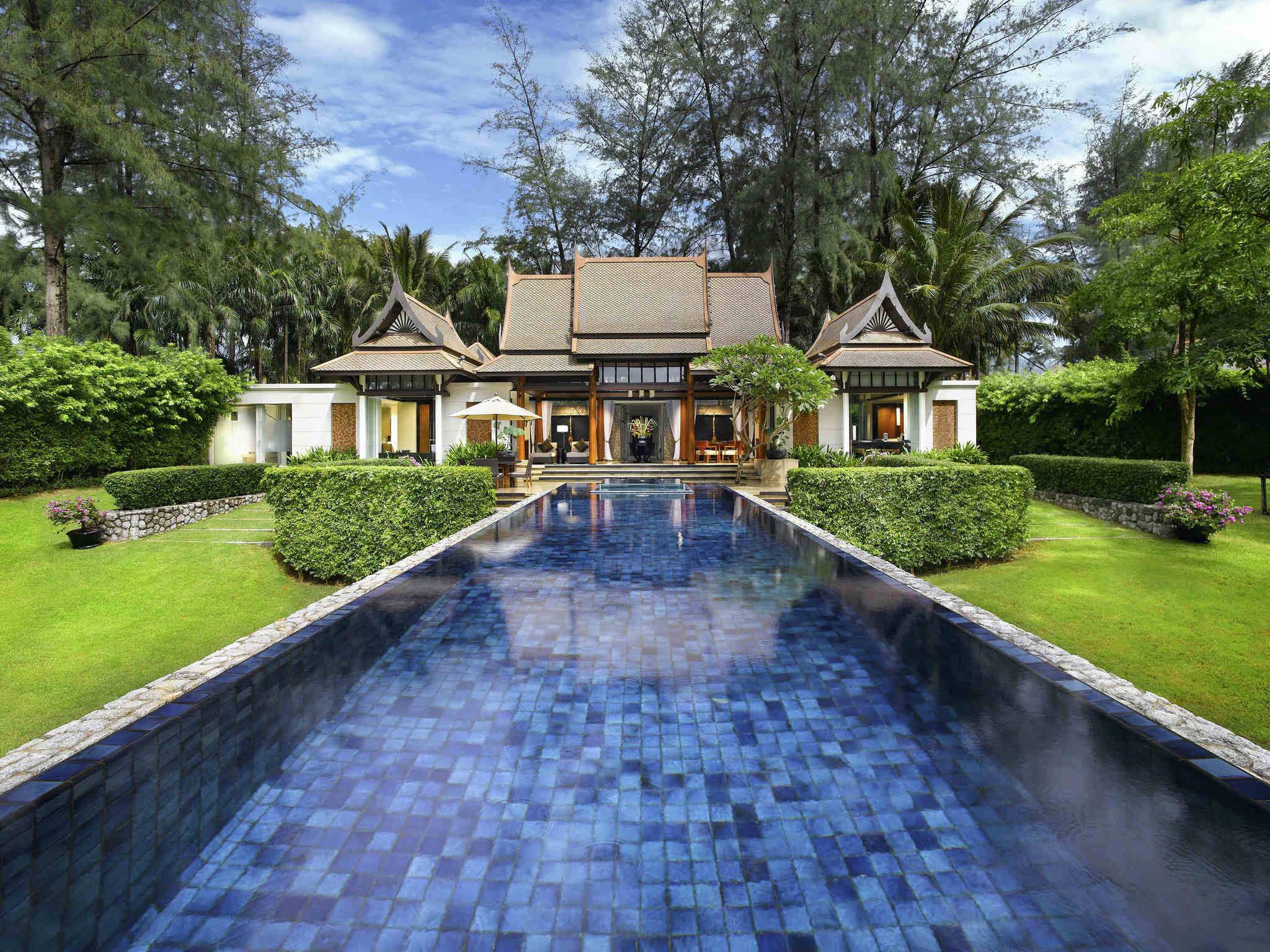 โรงแรม – Banyan Tree Phuket