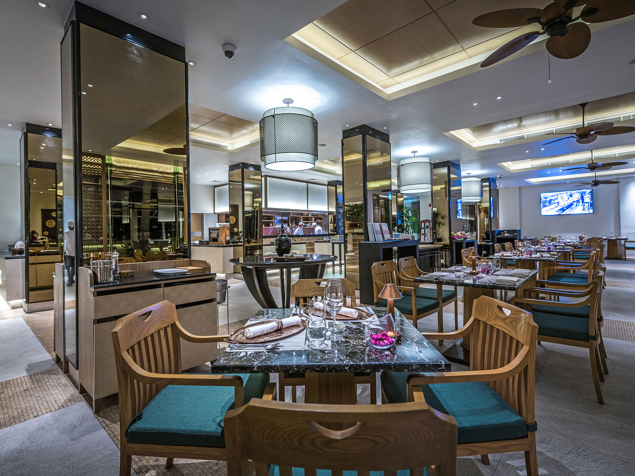 Banyan Tree Phuket Restaurant