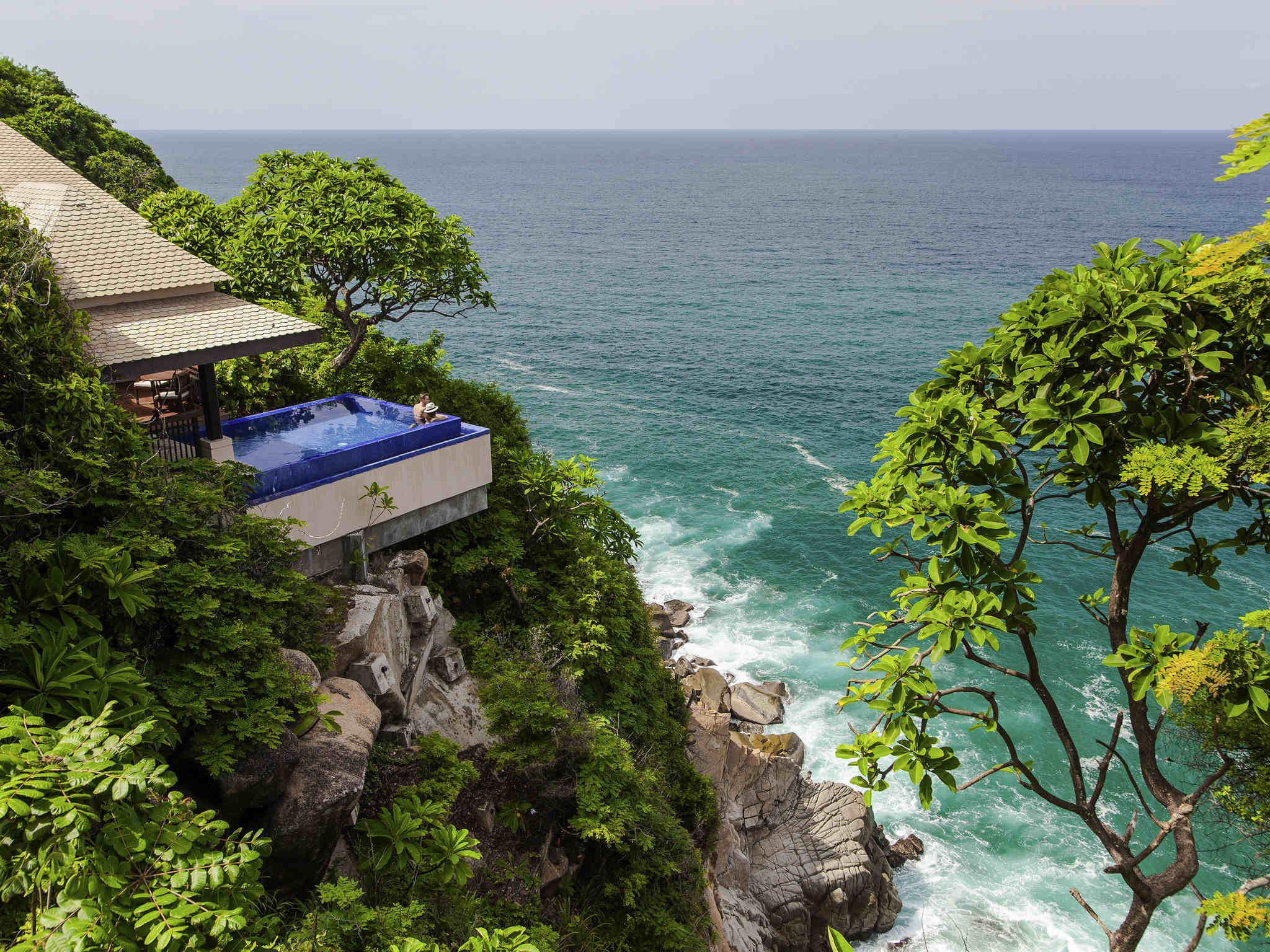 Hotel – Banyan Tree Cabo Marqués