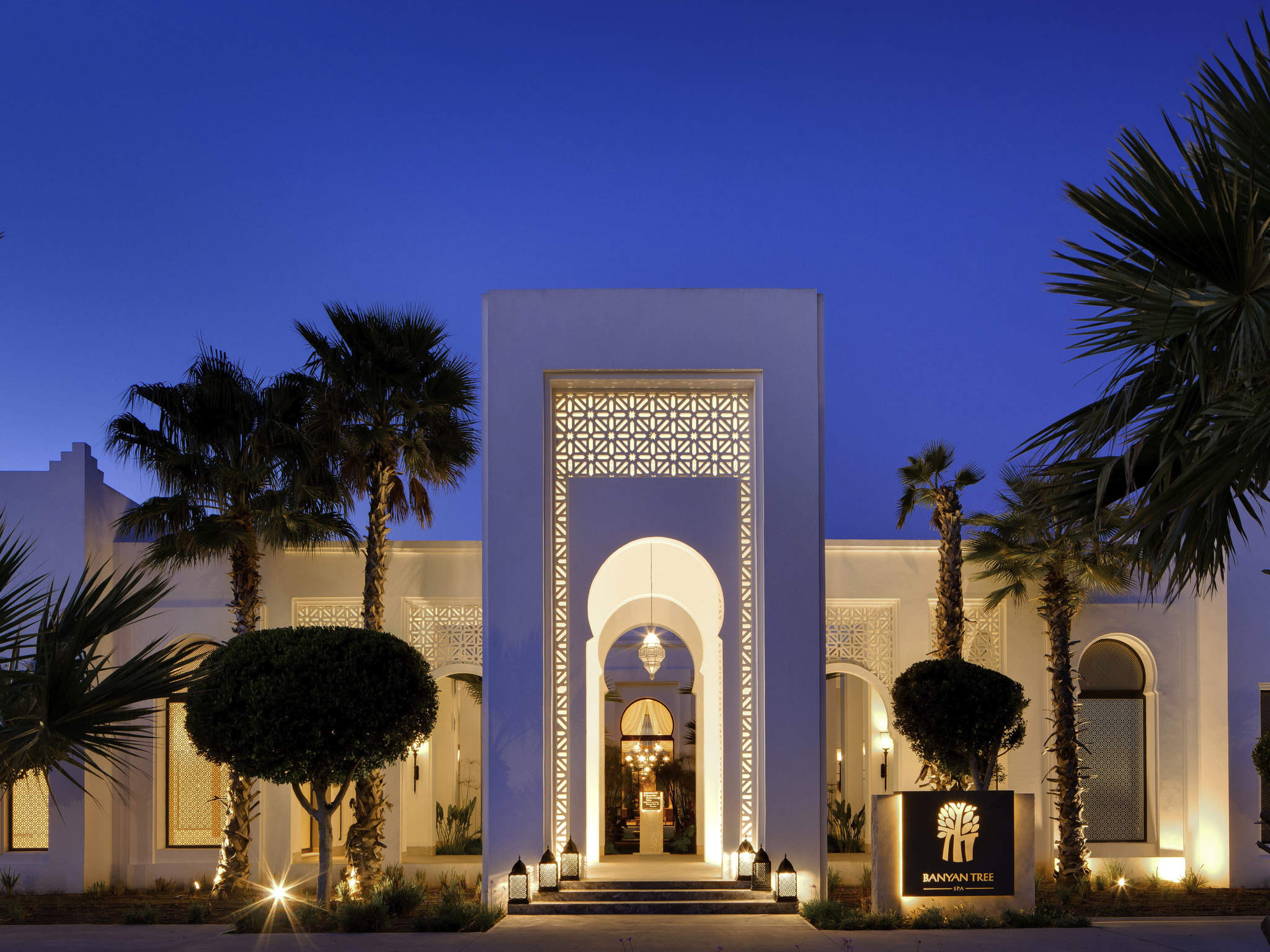 Hotel – Banyan Tree Tamouda Bay