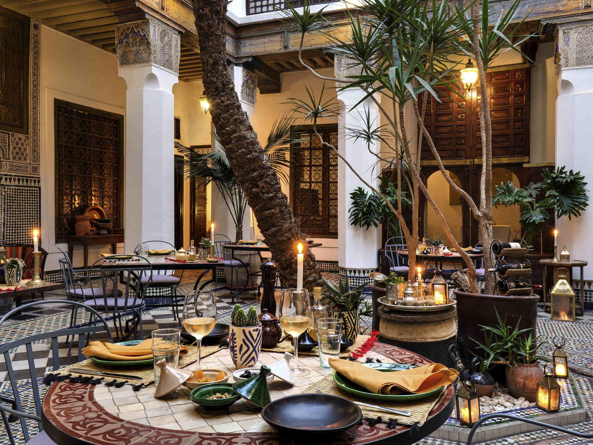 Hôtel - Angsana Riads Collection