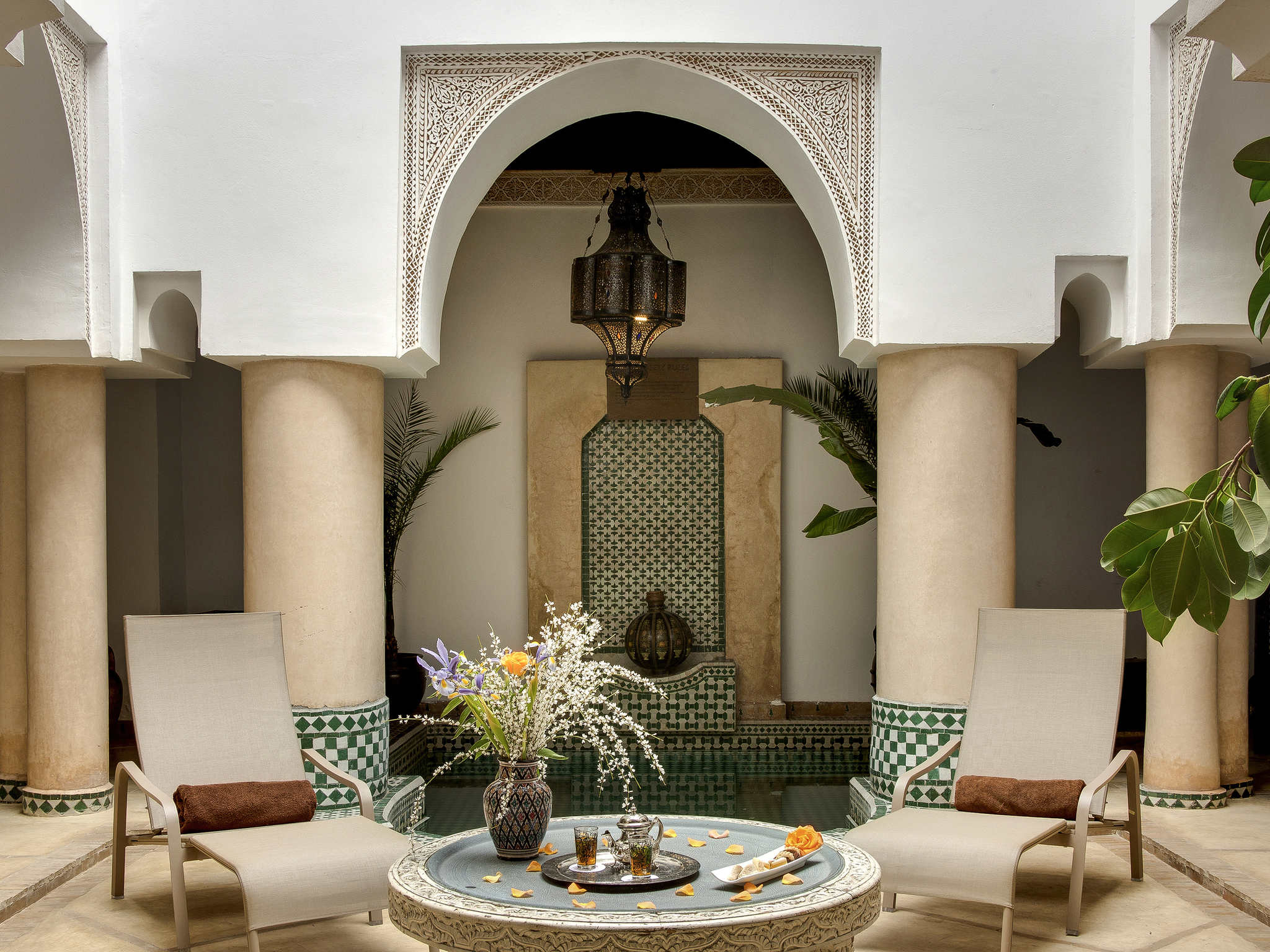 โรงแรม – Angsana Riads Collection Morocco