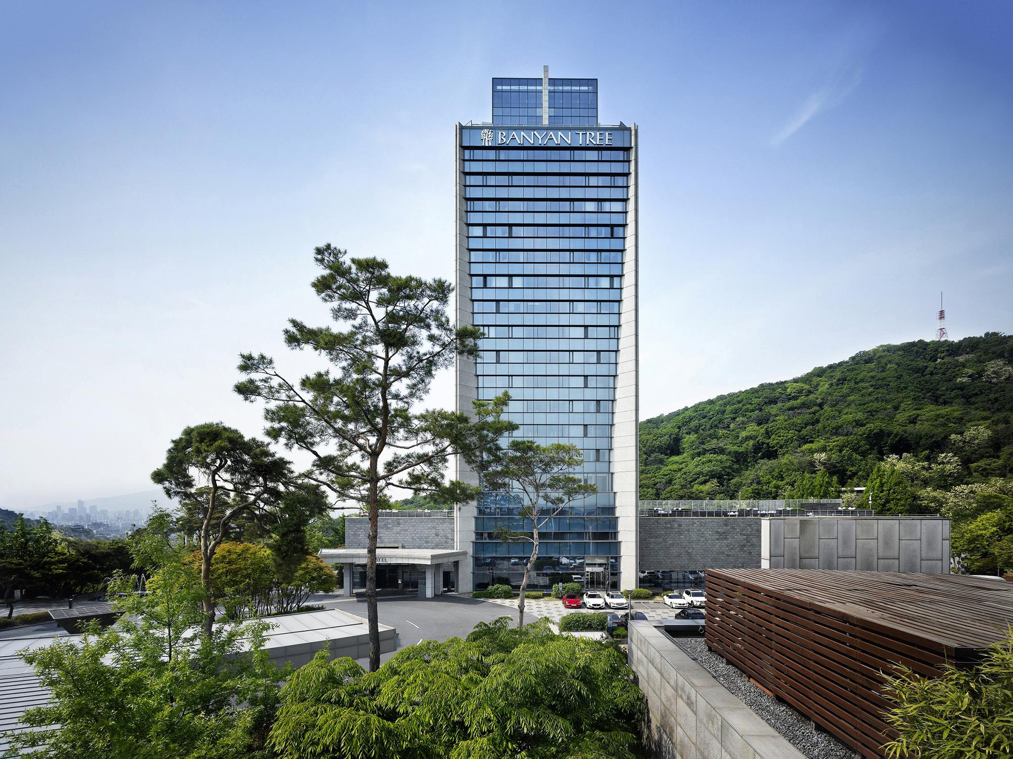 Hotel – Banyan Tree Club & Spa Seoul