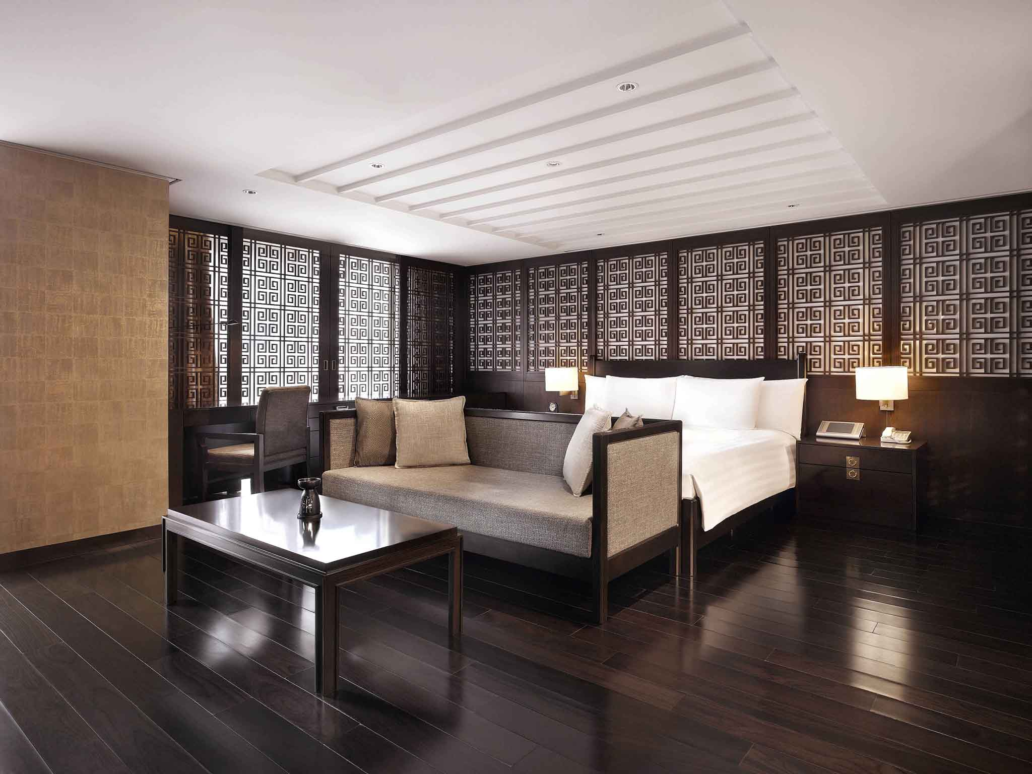 Hotel in SEOUL - Banyan Tree Club & Spa Seoul