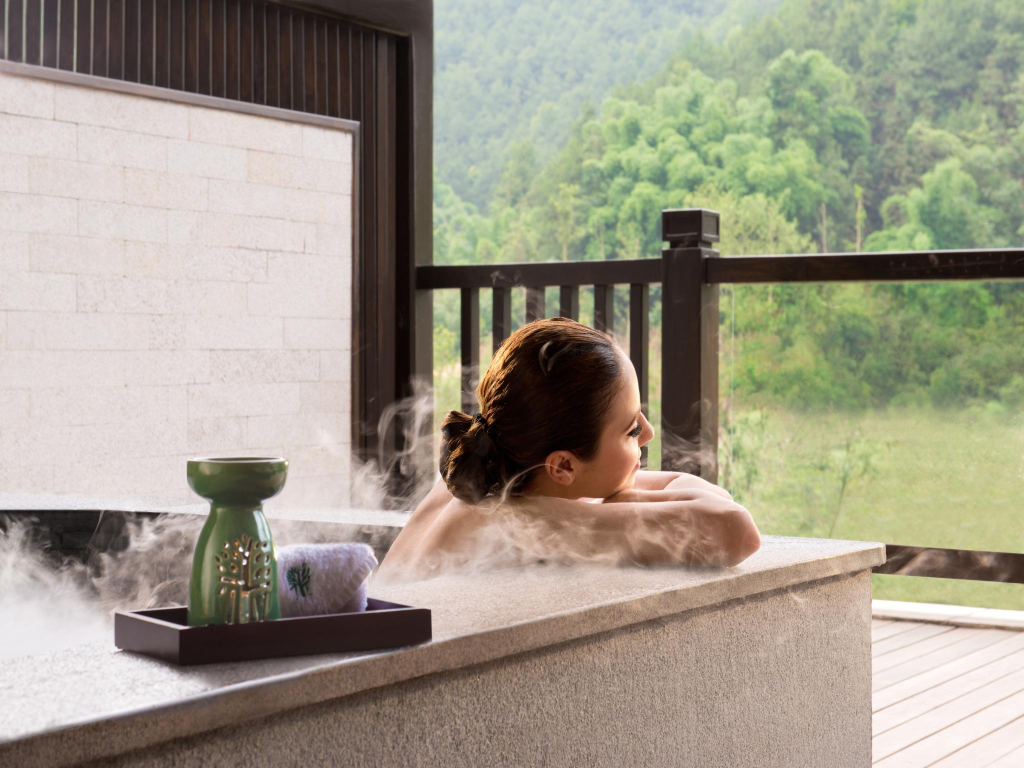 โรงแรม – Banyan Tree Chongqing Beibei