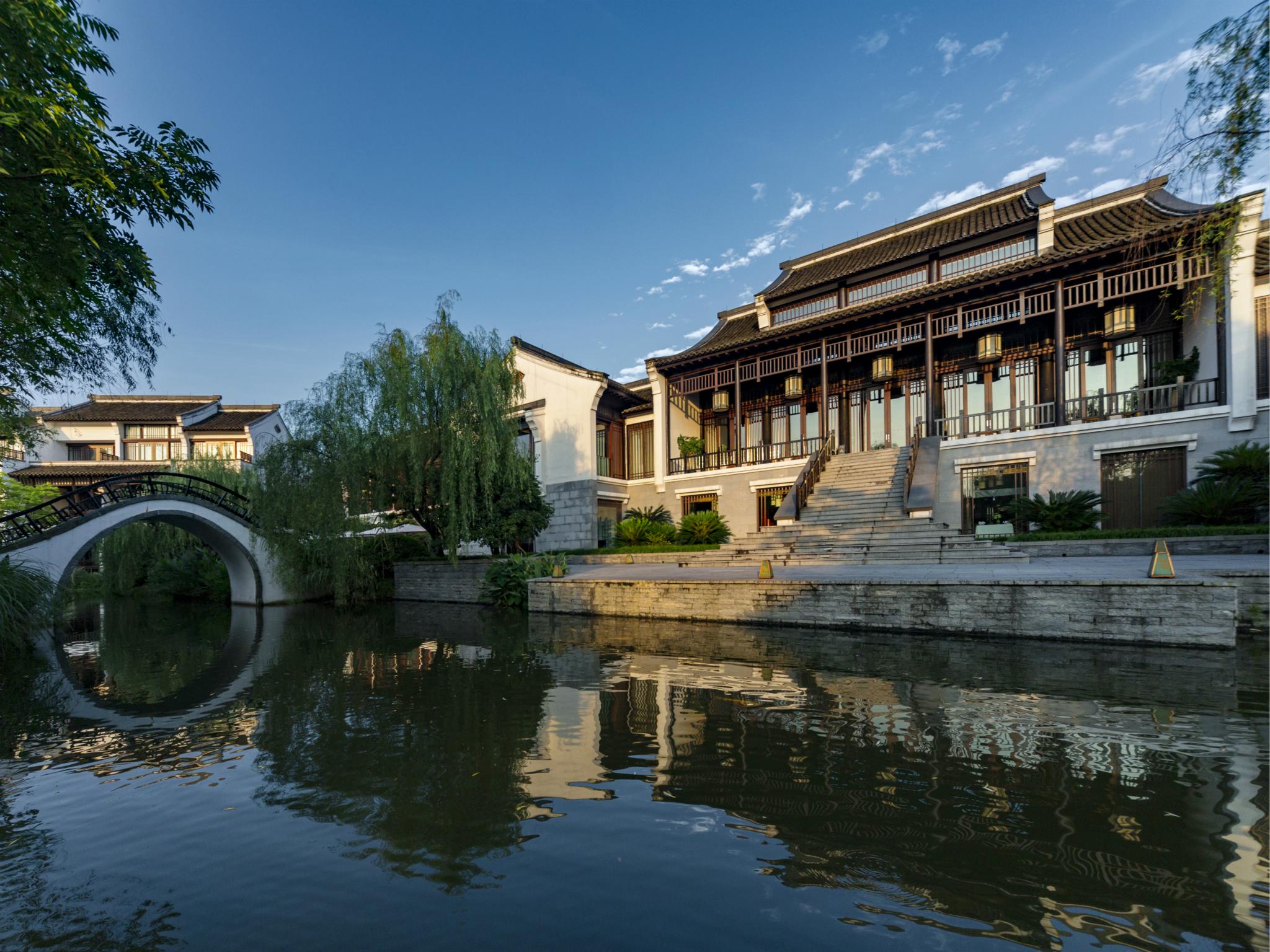 โรงแรม – Banyan Tree Hangzhou