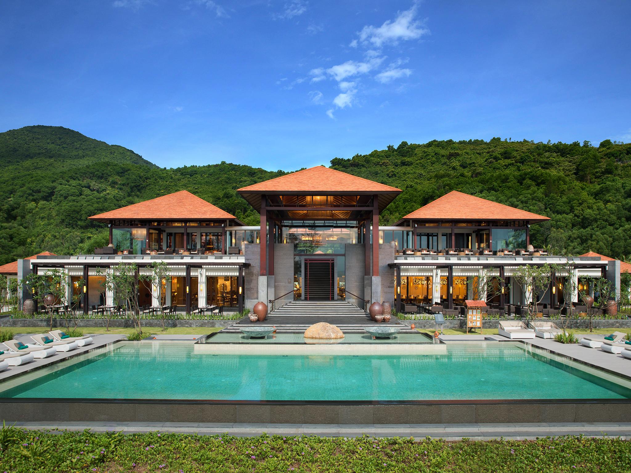 Отель — Banyan Tree Лангко Вьетнам