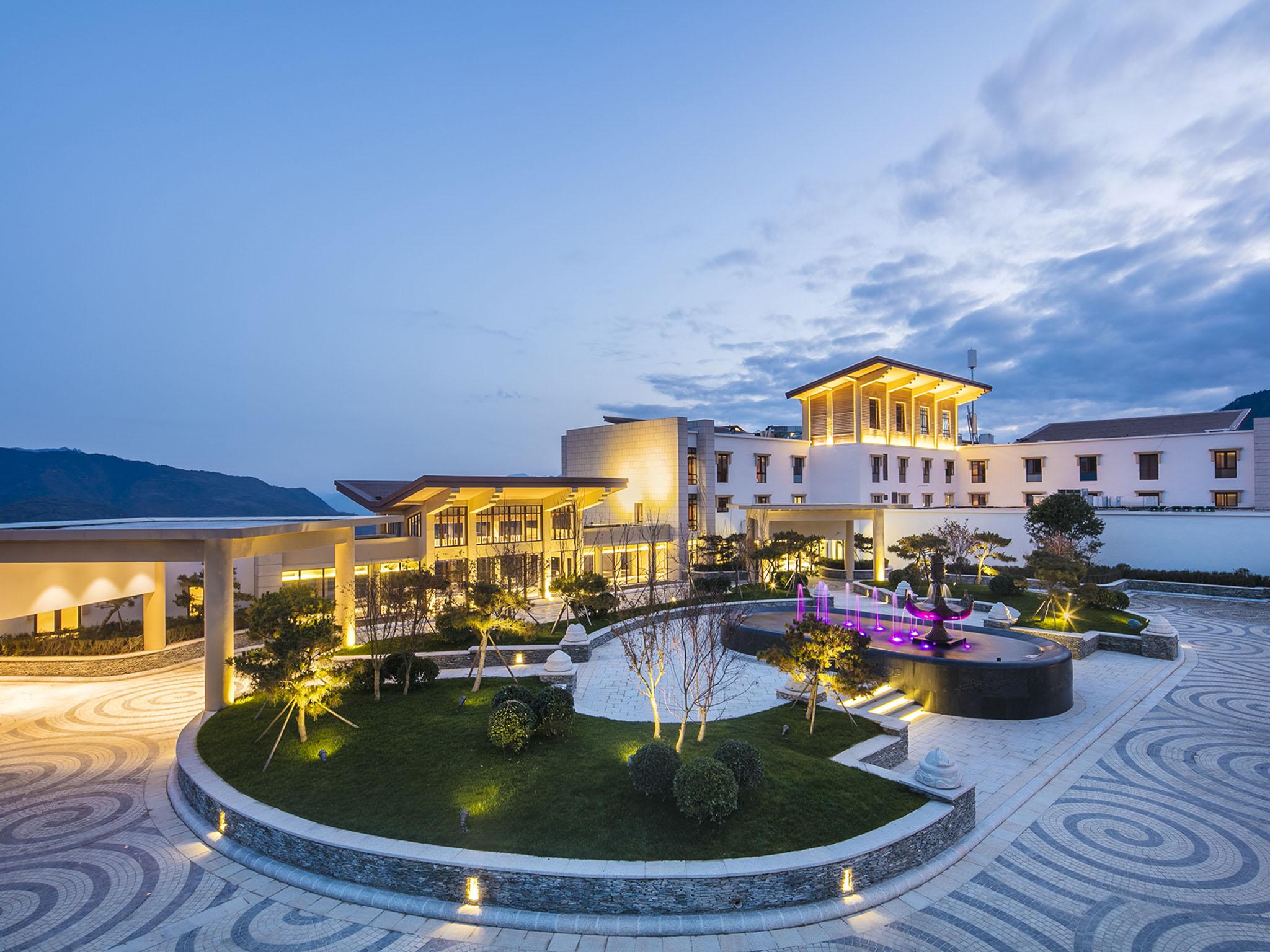 โรงแรม – Banyan Tree Jiuzhaigou