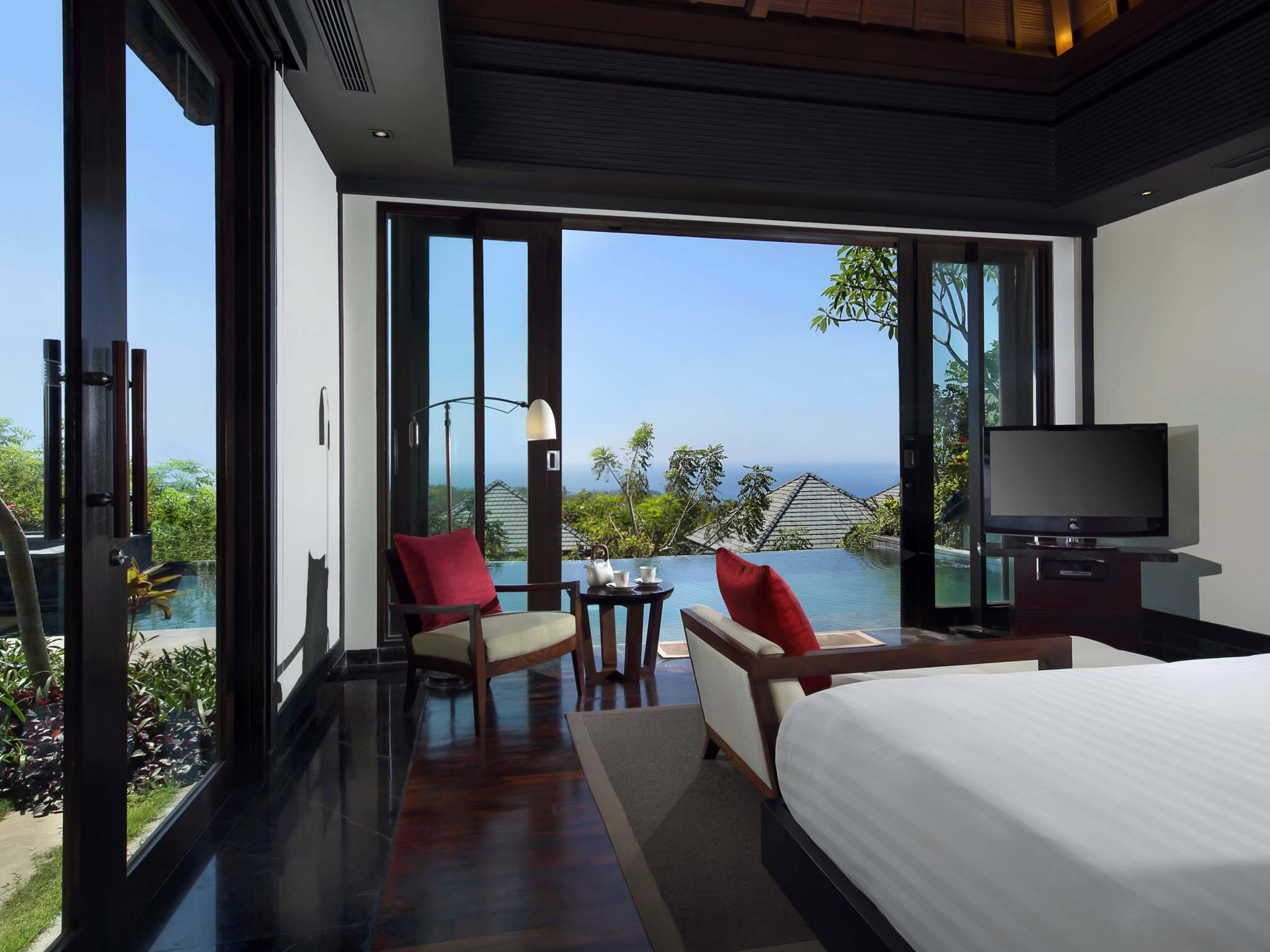 Hotel In Bali Banyan Tree Ungasan Bali