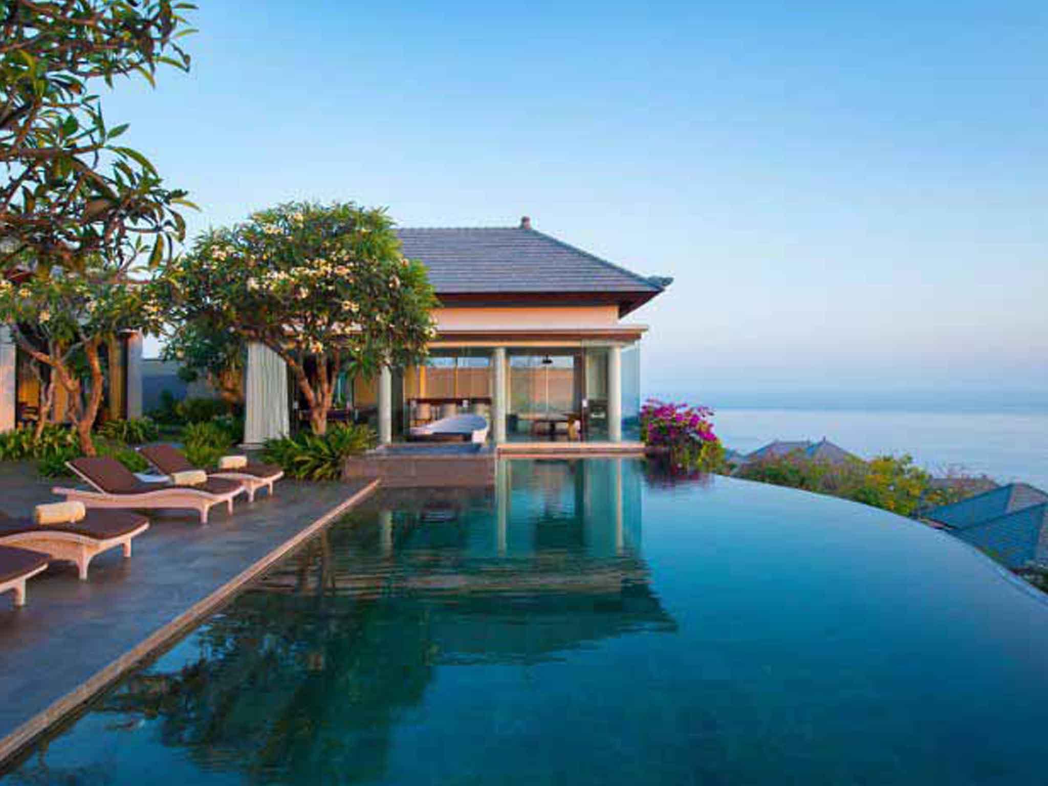 Hotel In Bali Banyan Tree Ungasan