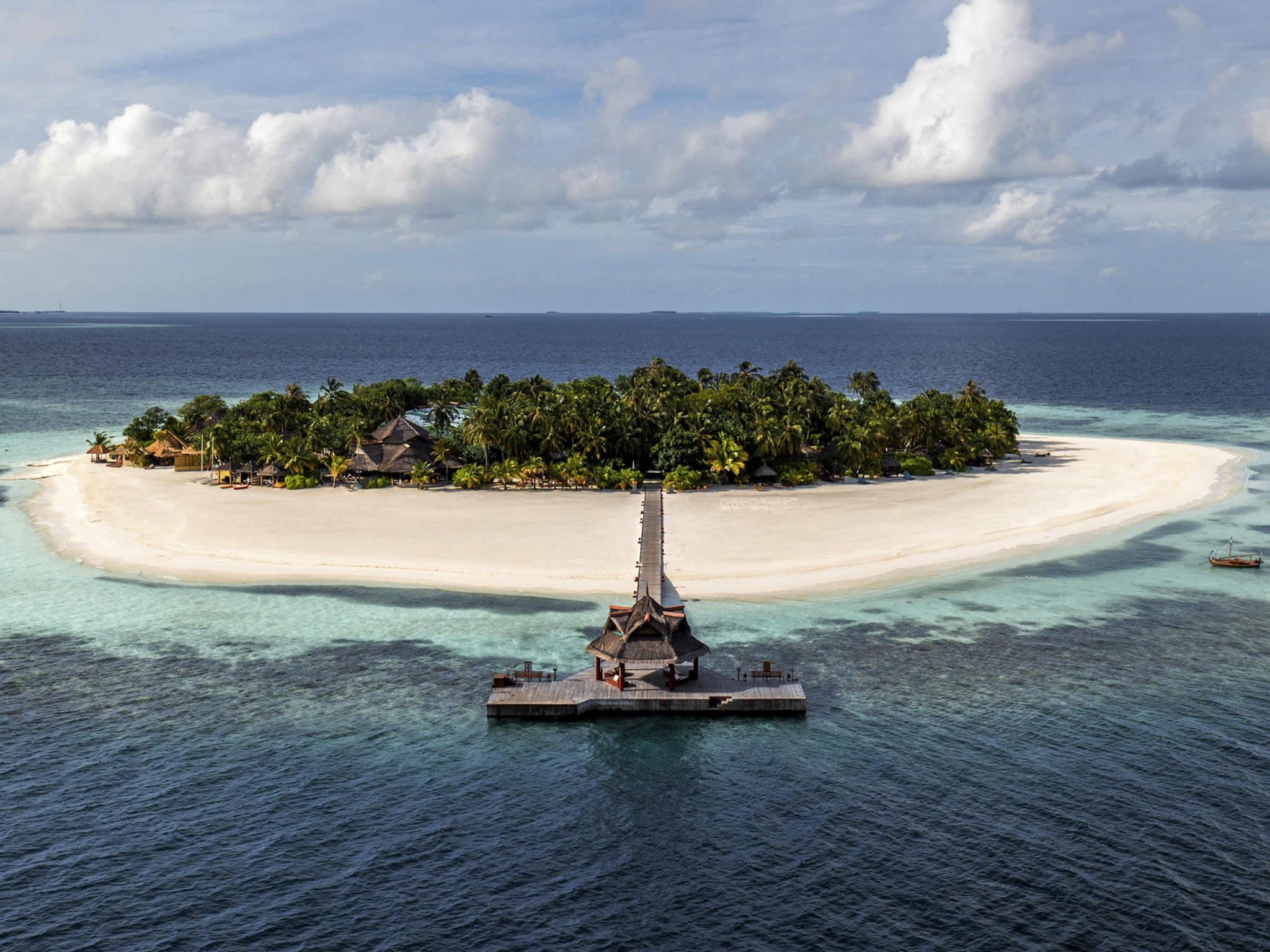 Hotell – Banyan Tree Vabbinfaru