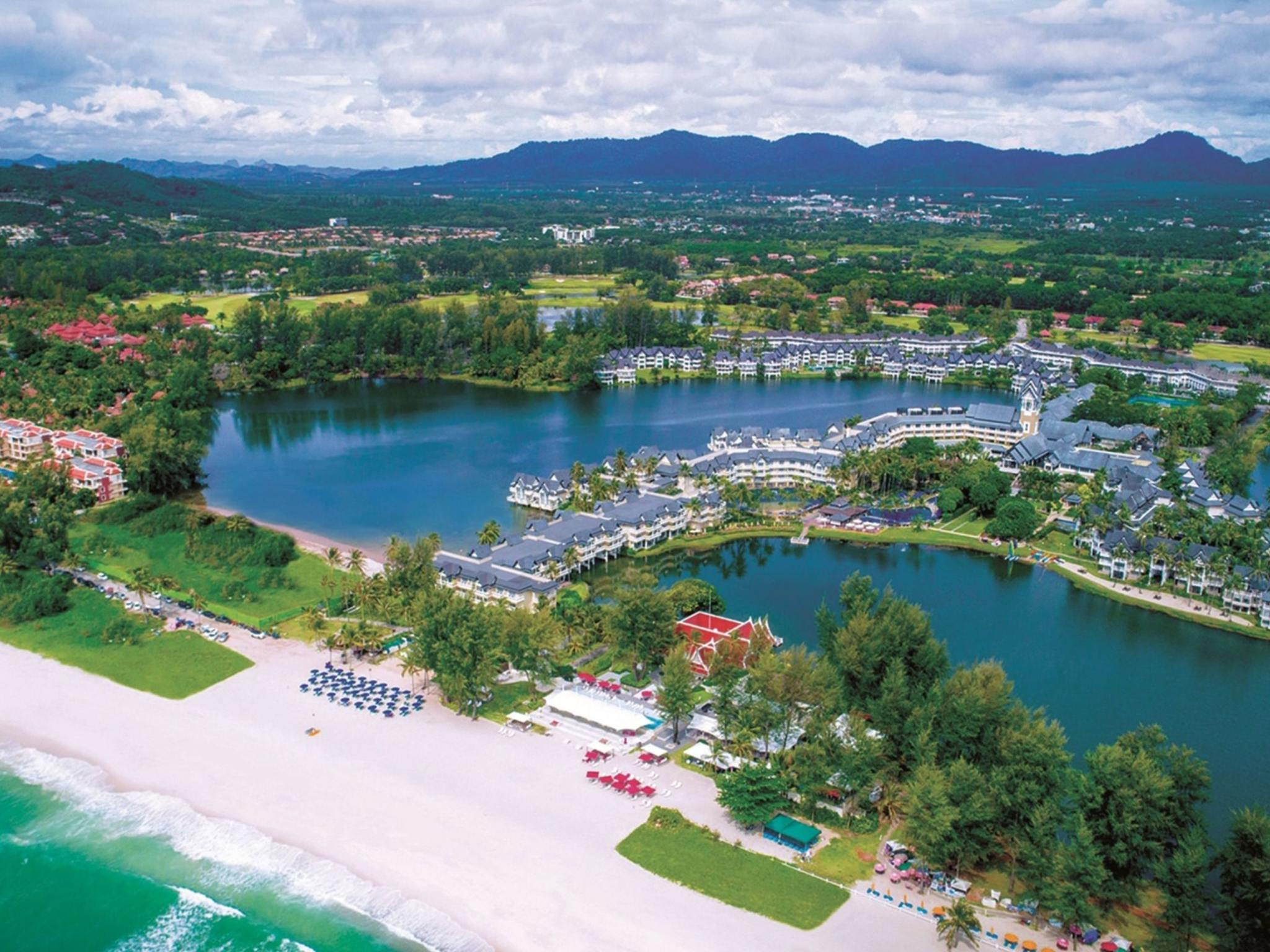 โรงแรม – Angsana Laguna Phuket