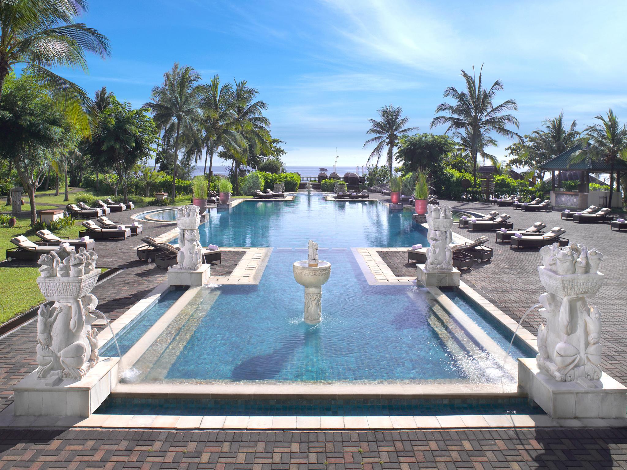โรงแรม – Angsana Resort Bintan