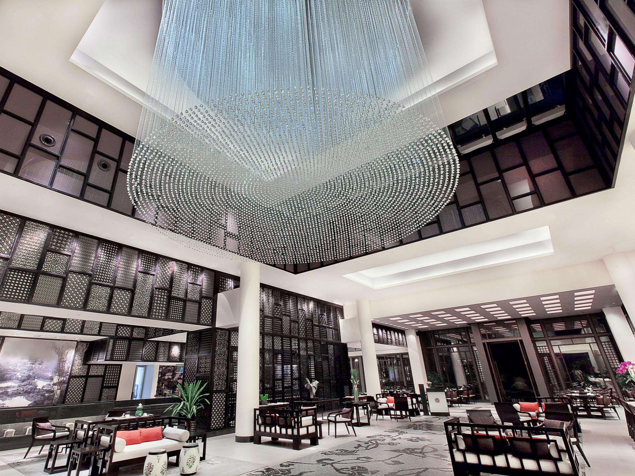 โรงแรม – Angsana Hangzhou