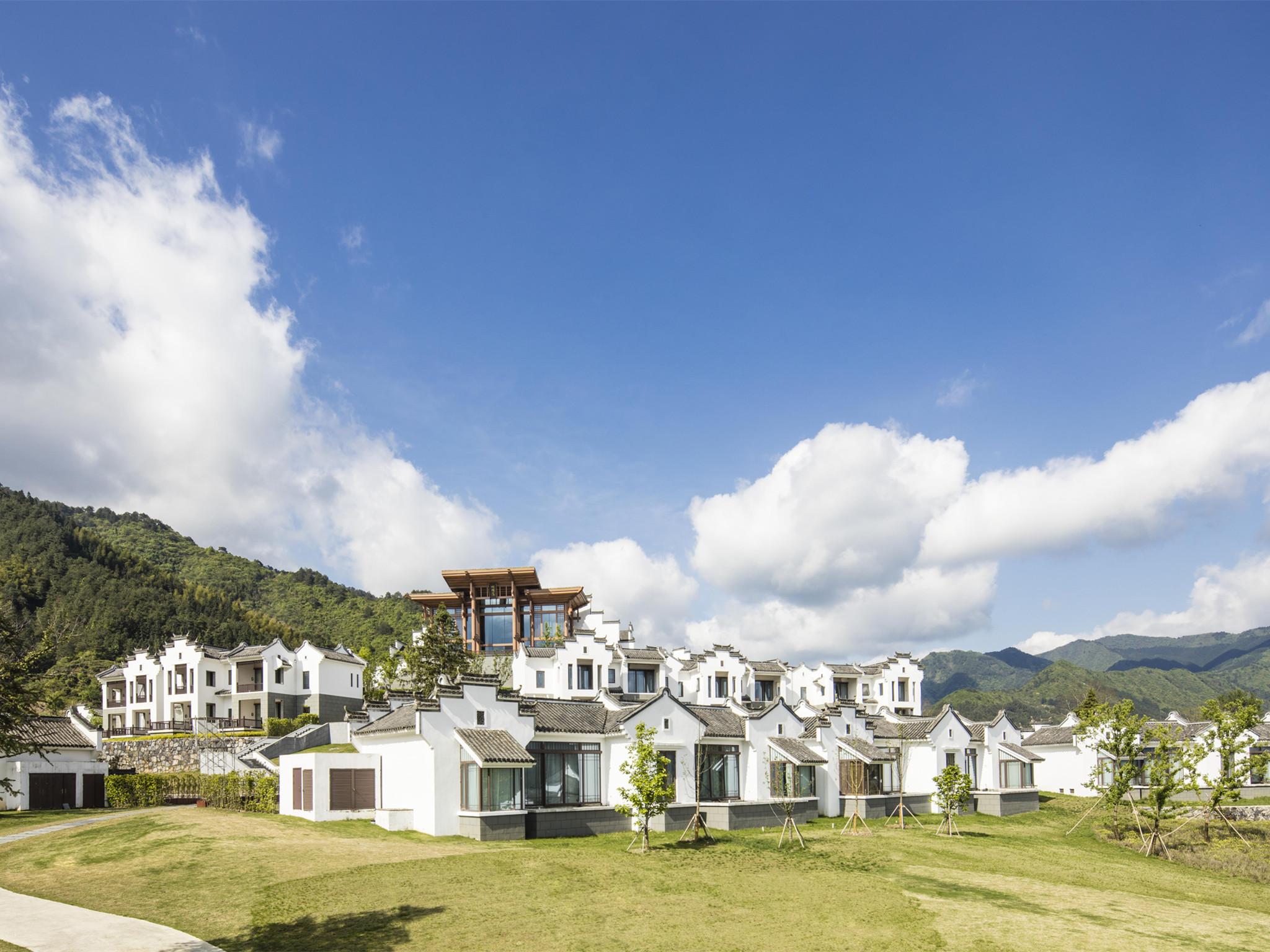 โรงแรม – Banyan Tree Huangshan