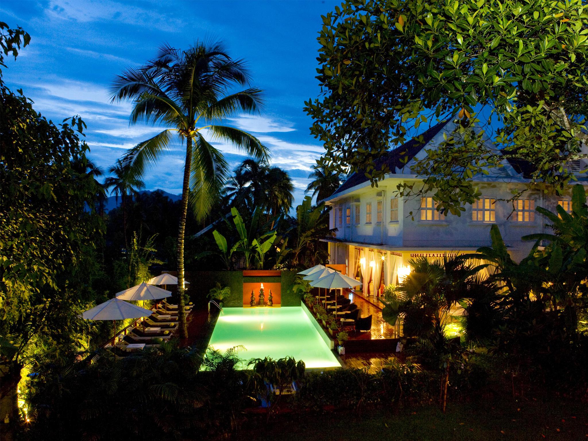 โรงแรม – Maison Souvannaphoum Hotel by Angsana