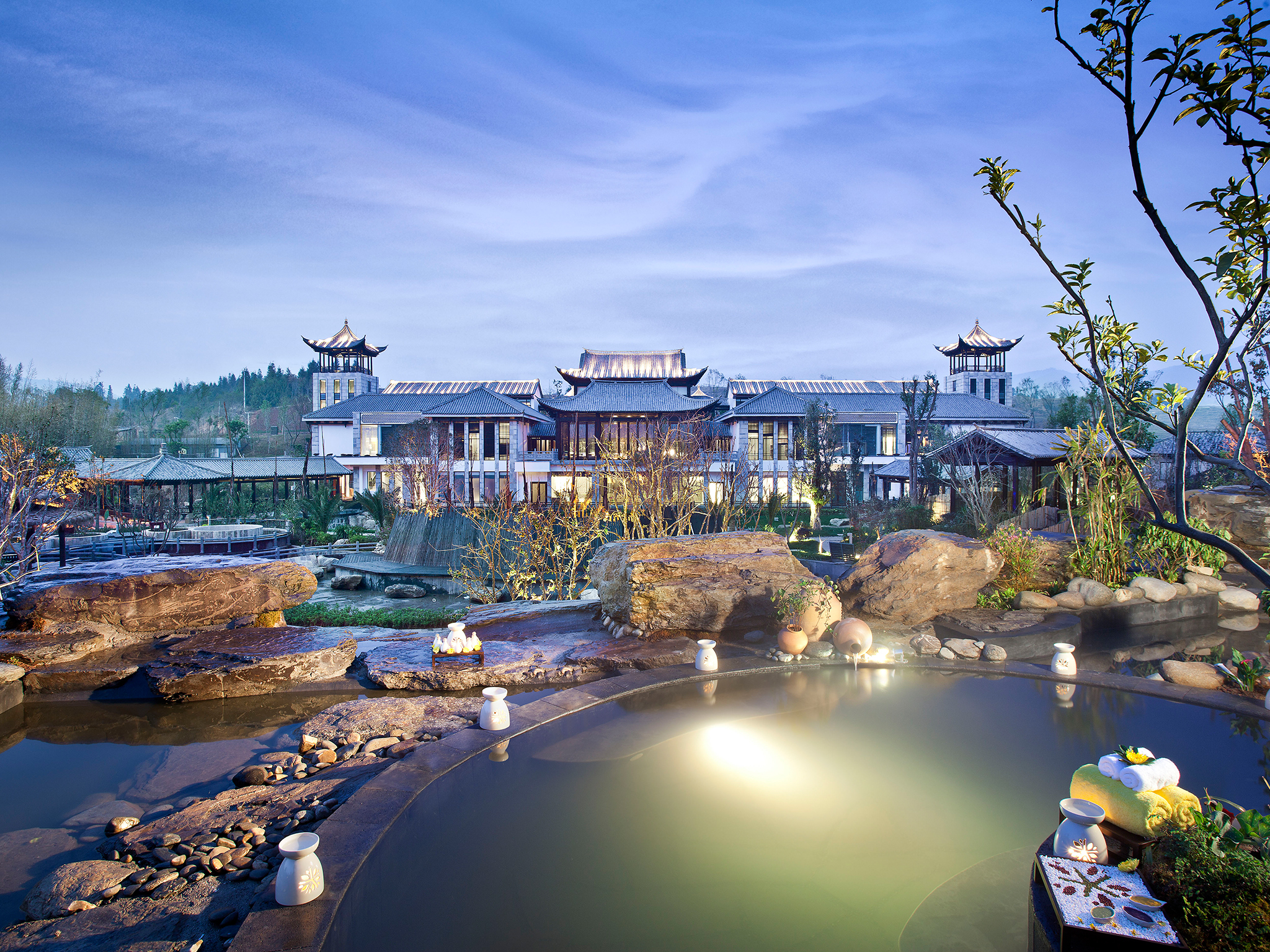 Hotell – Banyan Tree Tengchong