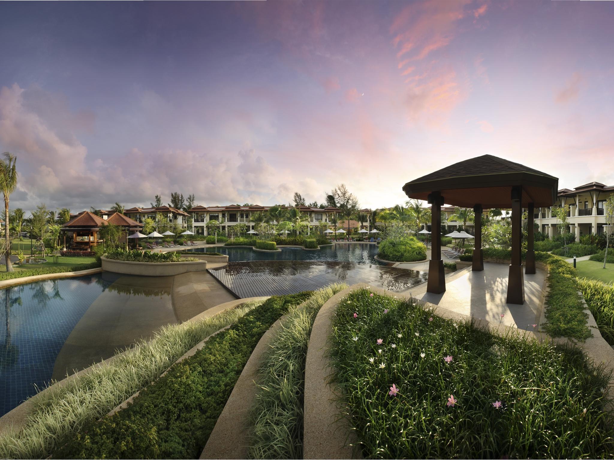 โรงแรม – Angsana Villas Resort Phuket