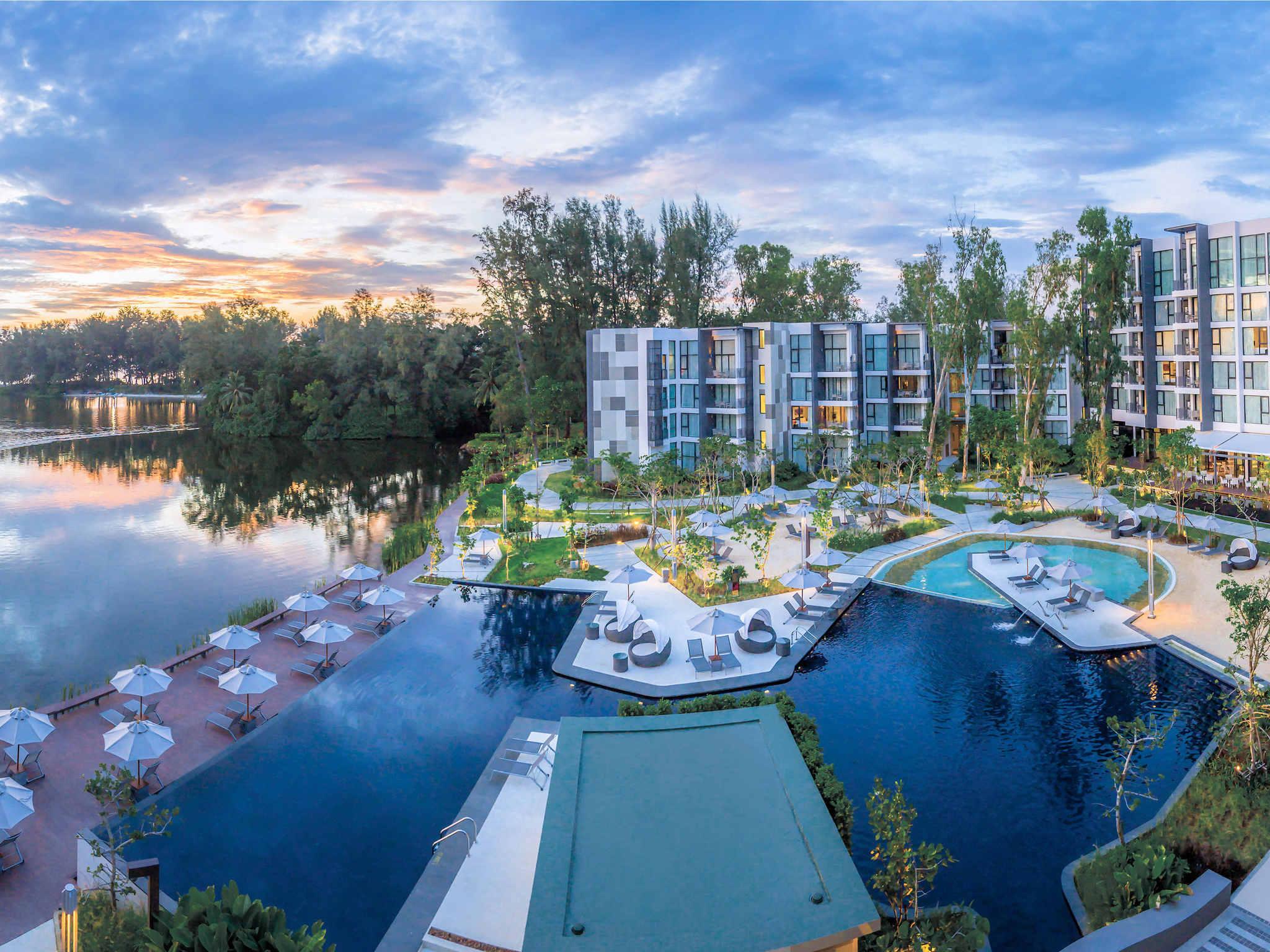 โรงแรม – Cassia Phuket