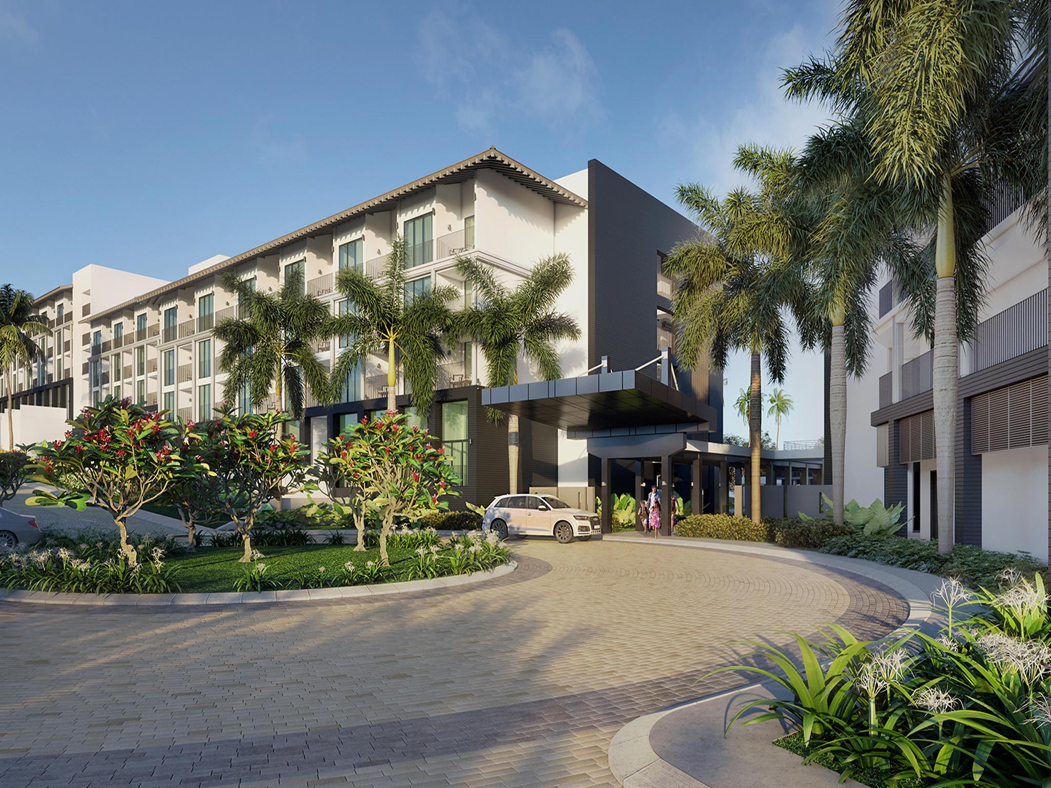 Отель — Cassia Бинтан