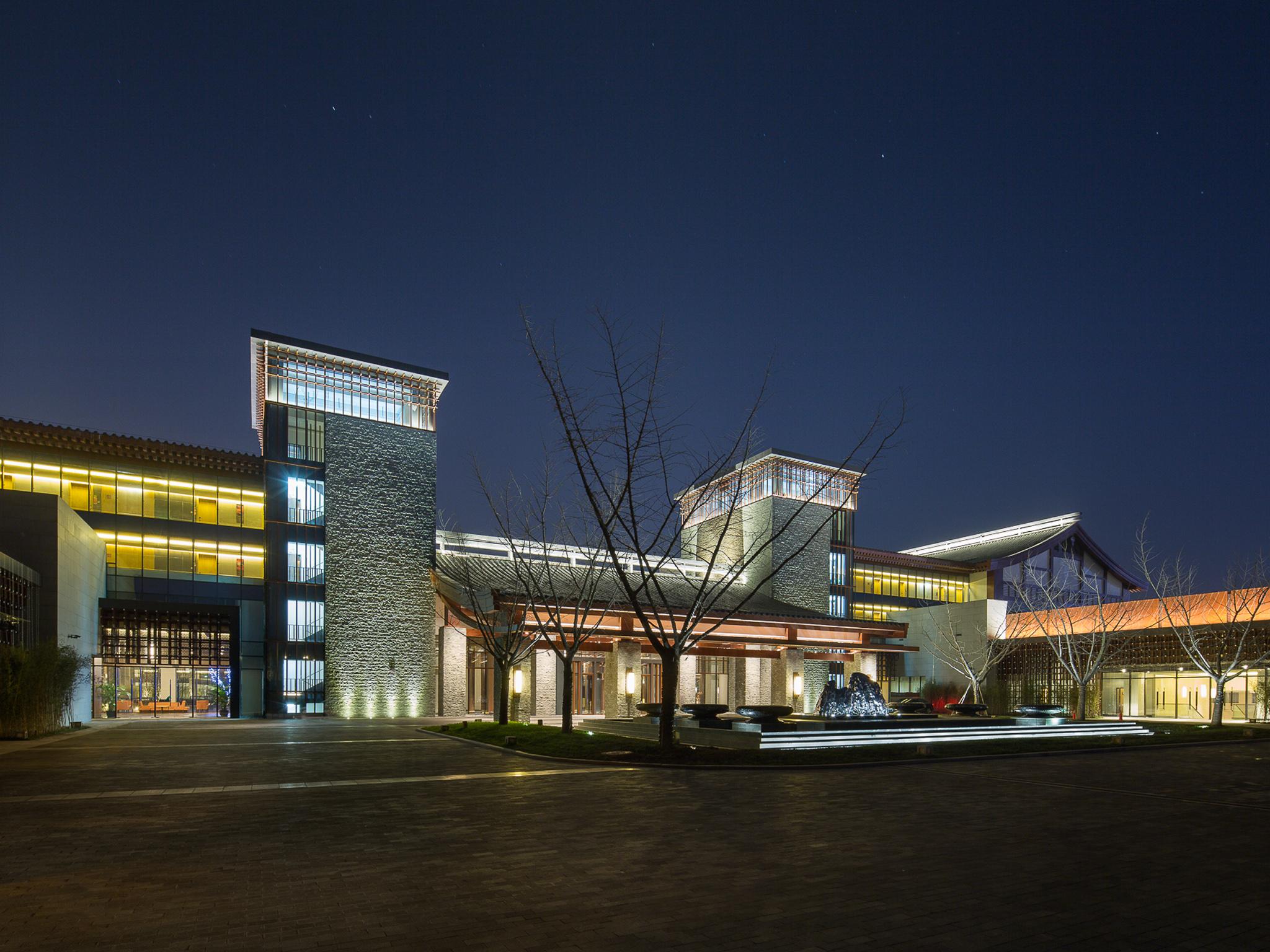 โรงแรม – Angsana Xi'an Lintong