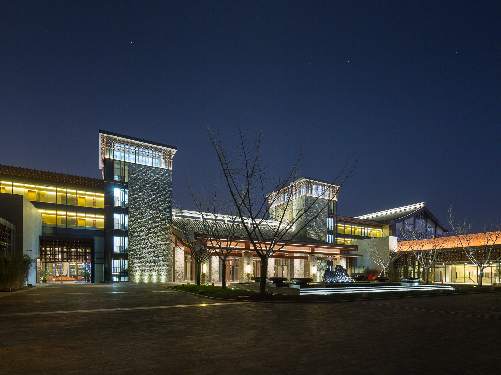 Hotell – Angsana Xi'an Lintong
