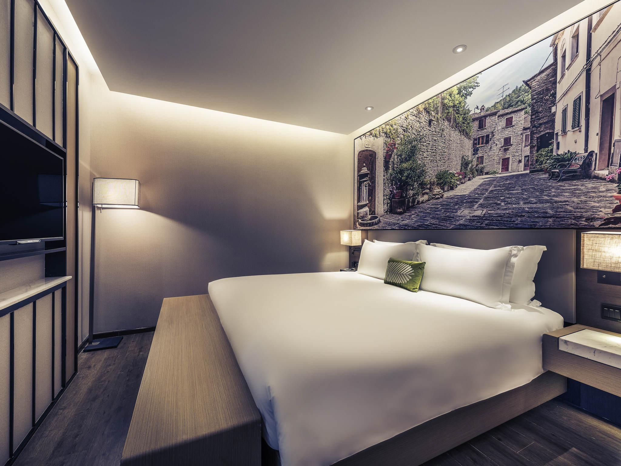 Hotel in SHANGHAI - Mercure Shanghai Hongqiao Railway Station