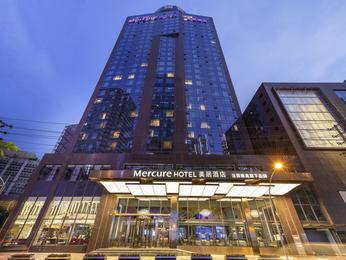Mercure Chengdu Chunxi (Opening August 2018)