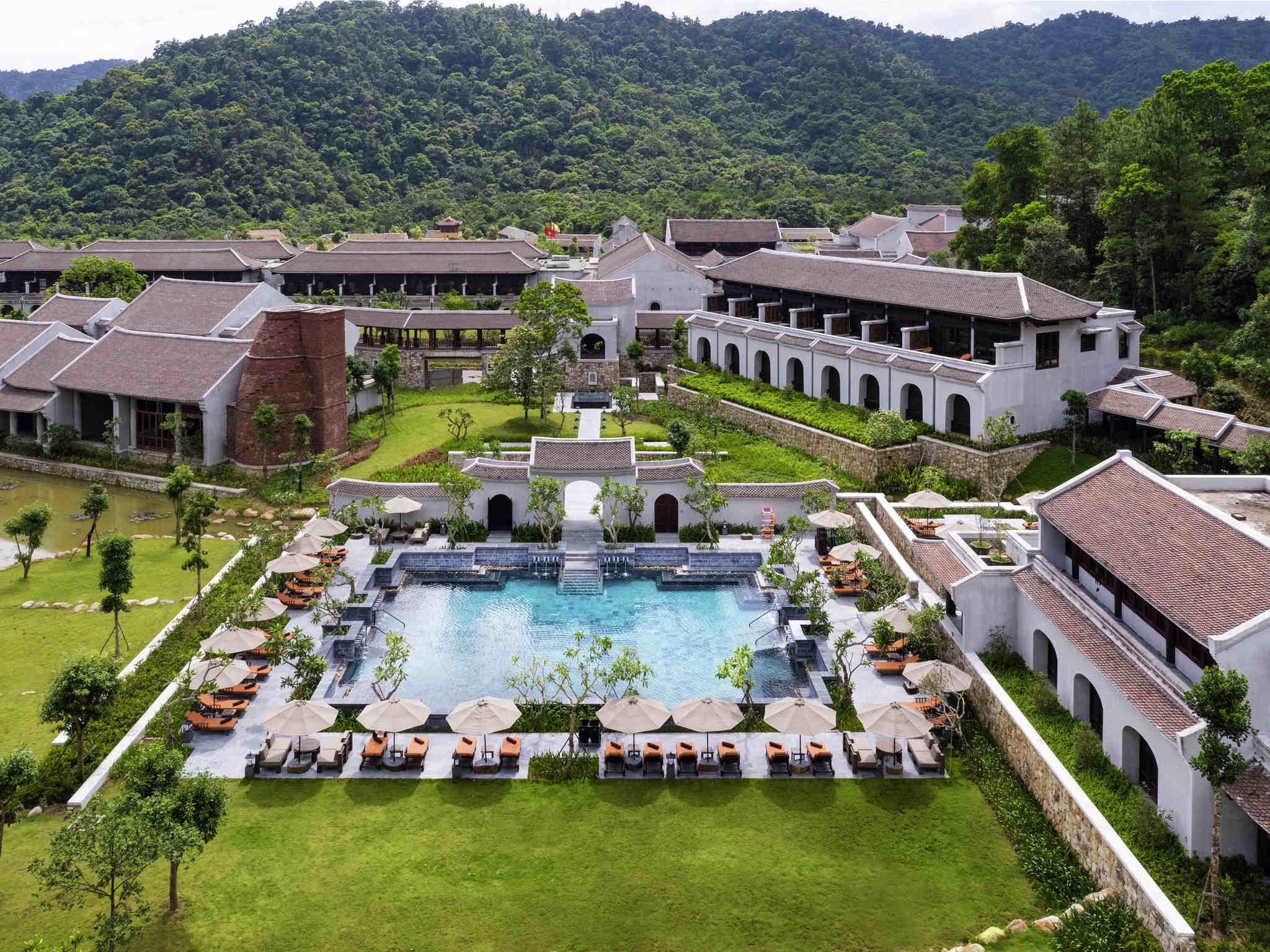 Hotel - Legacy Yen Tu - MGallery by Sofitel